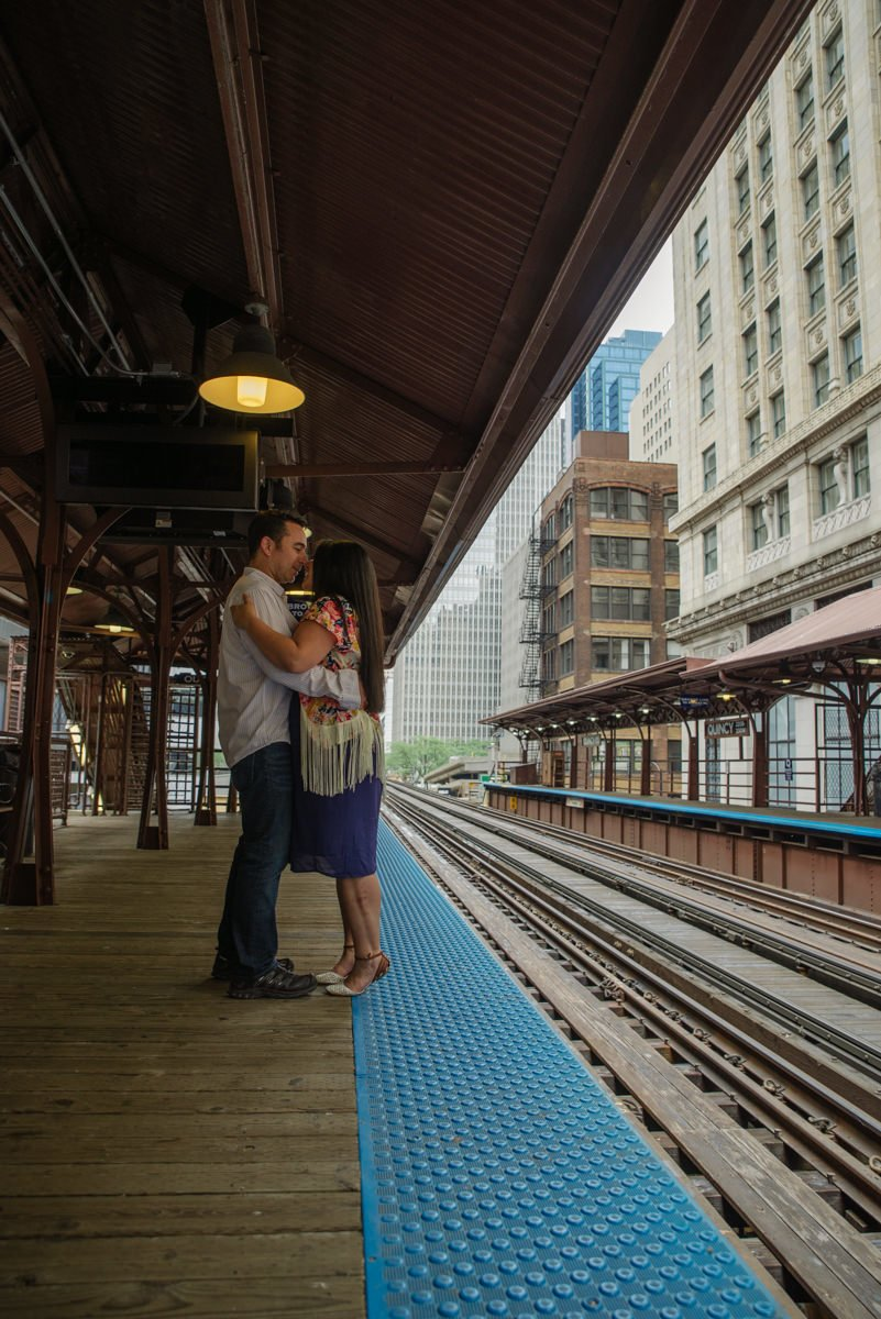 A Chicago Engagement 6