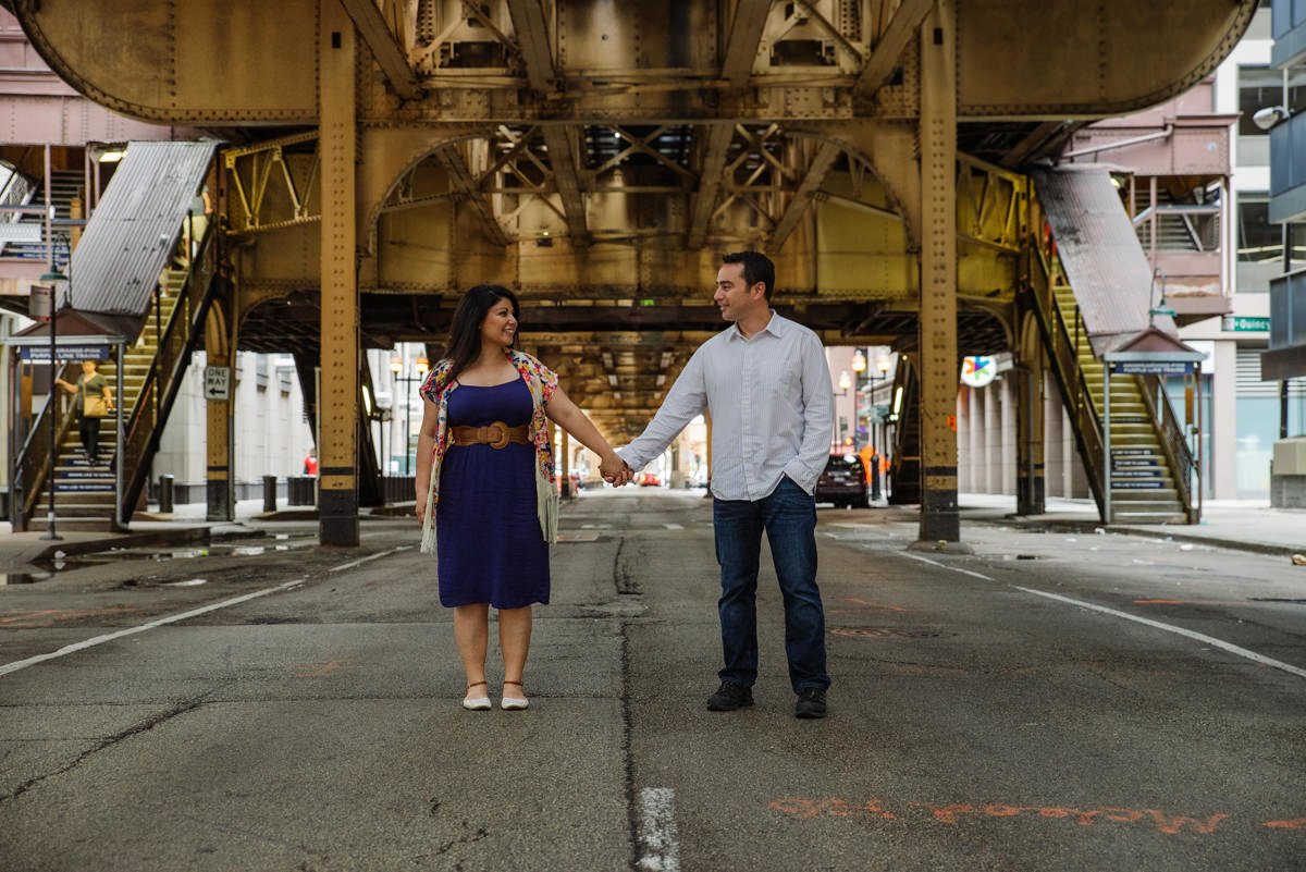 A Chicago Engagement 8