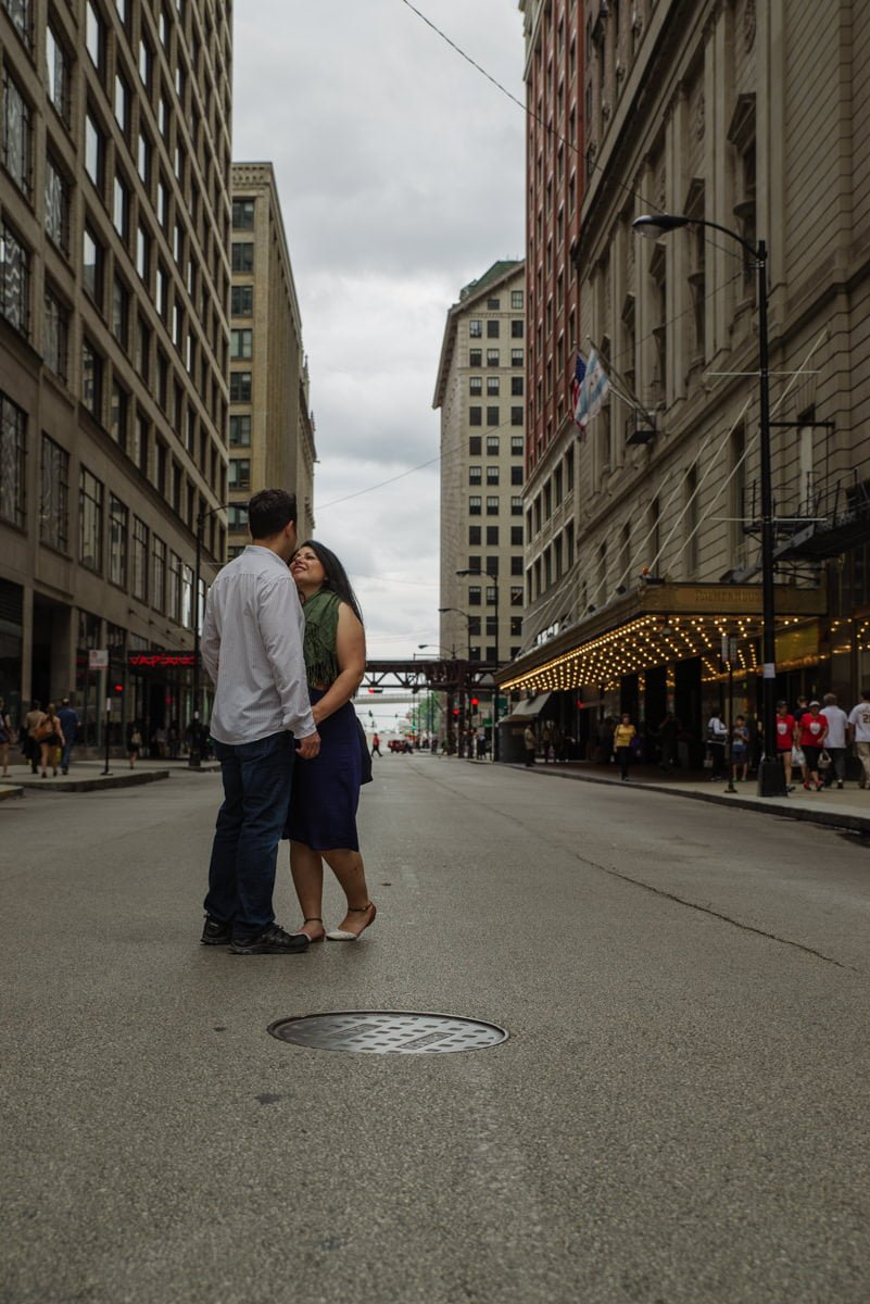 A Chicago Engagement 12