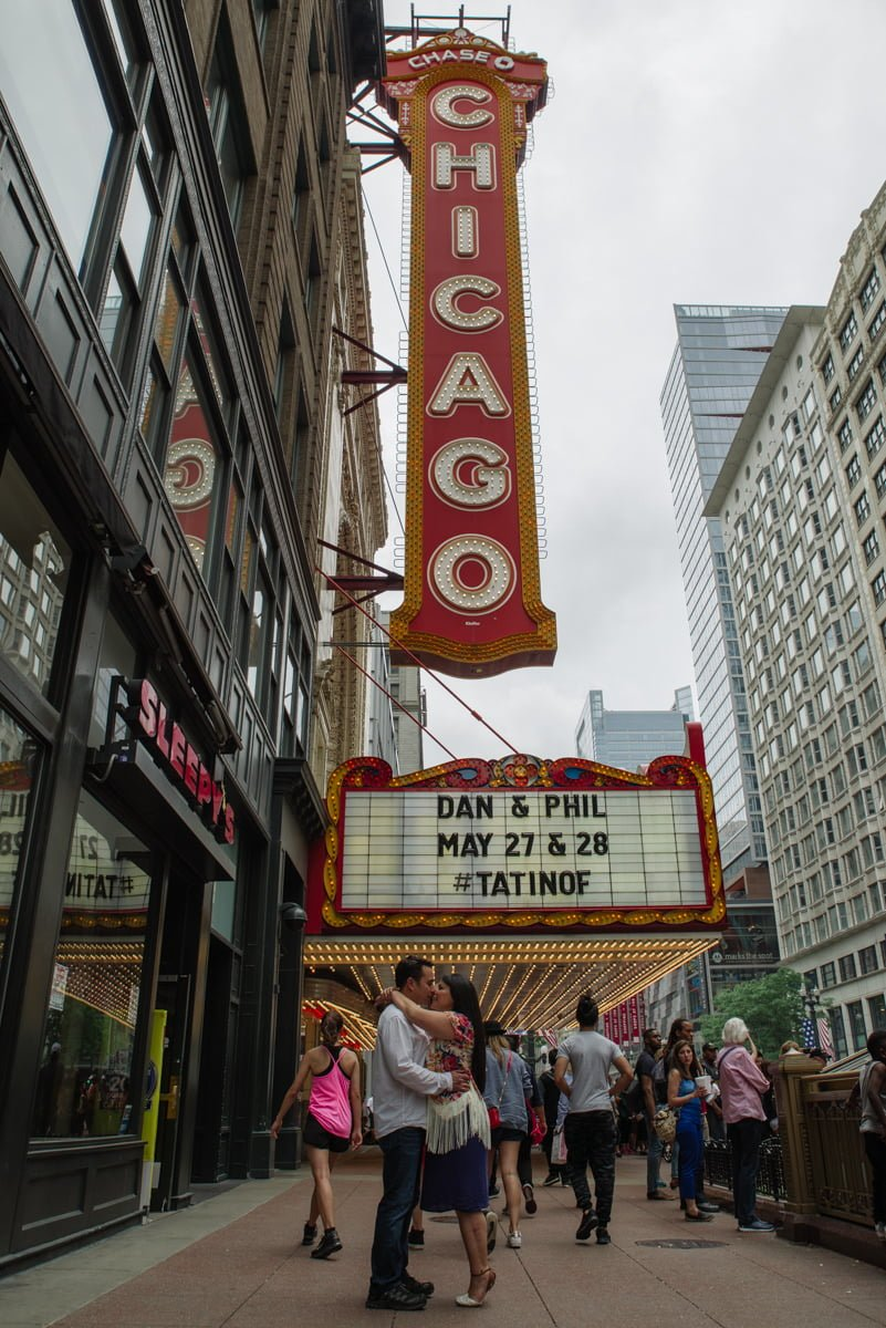 A Chicago Engagement 14