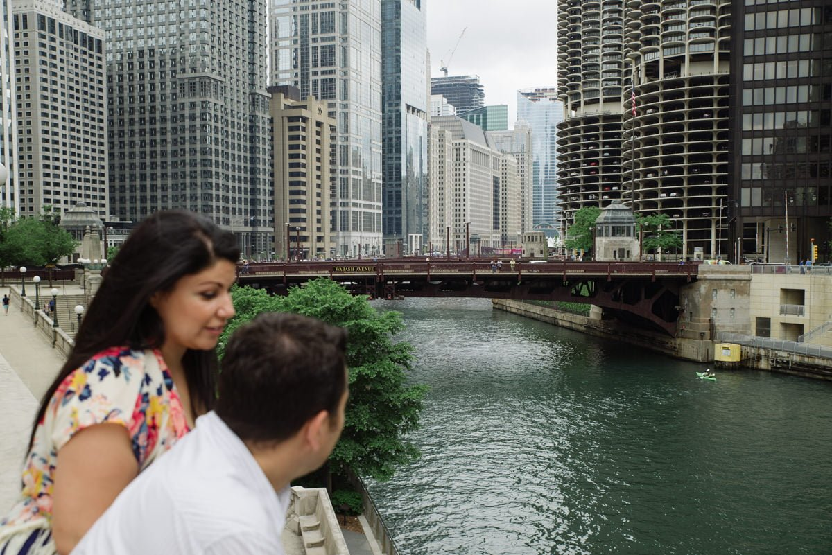A Chicago Engagement 15