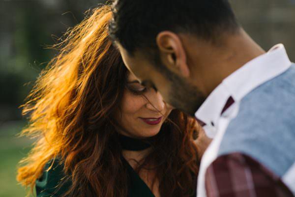 Karen's and Sahir's Engagement