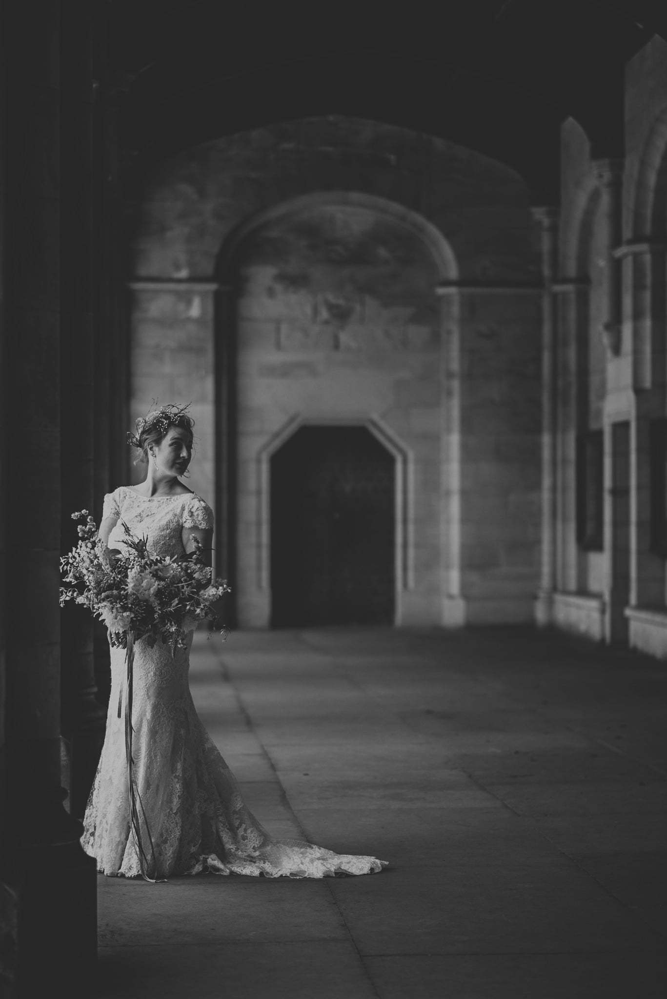 bride at st. salvator