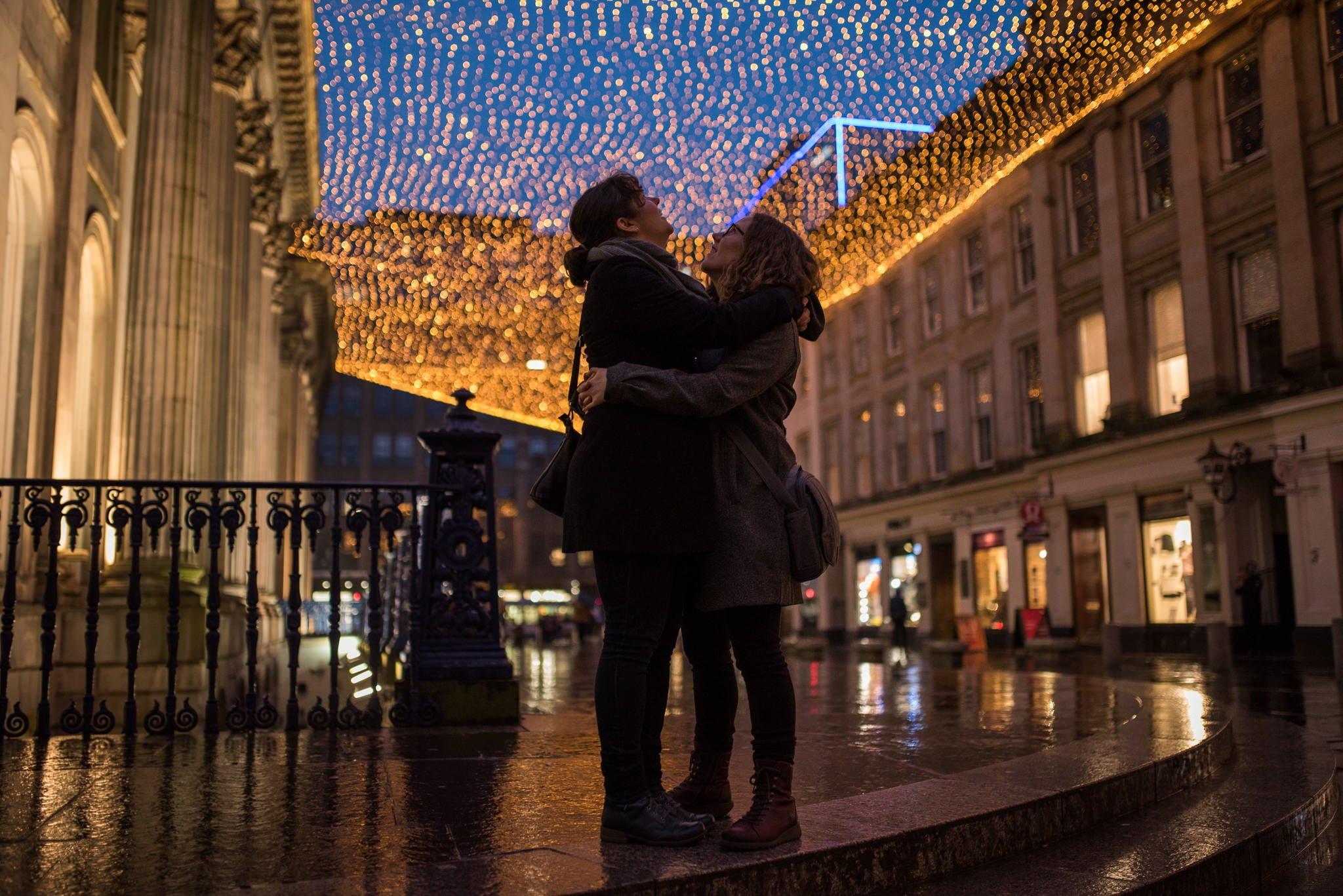 A Glasgow Pre-Wedding Shoot 3