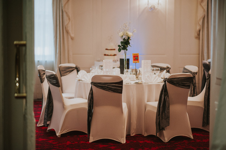 room for wedding reception