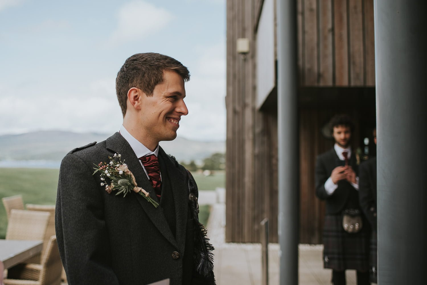 A Beautiful Loch Lomond Wedding at Ardoch 19