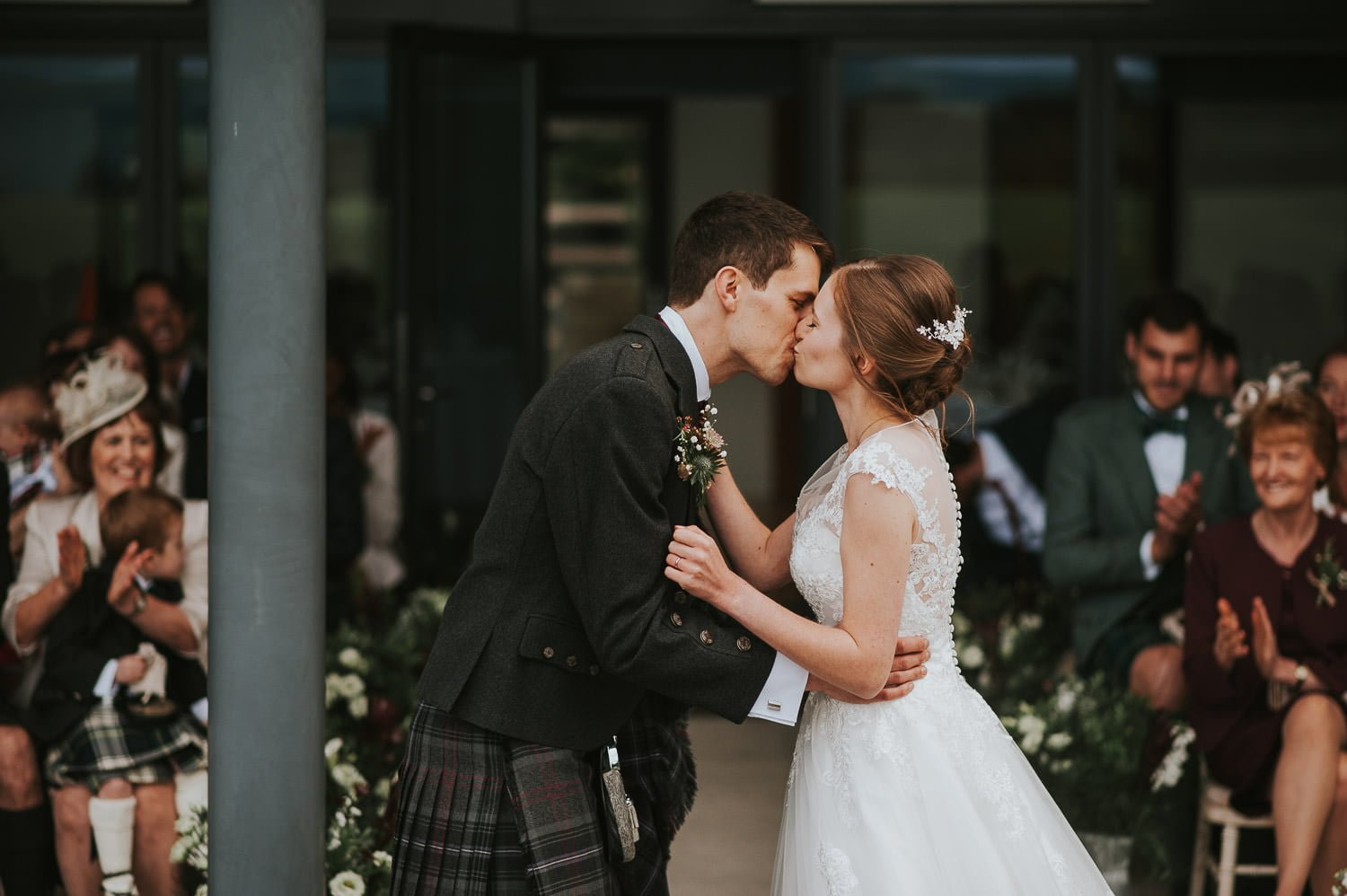 A Beautiful Loch Lomond Wedding at Ardoch 24