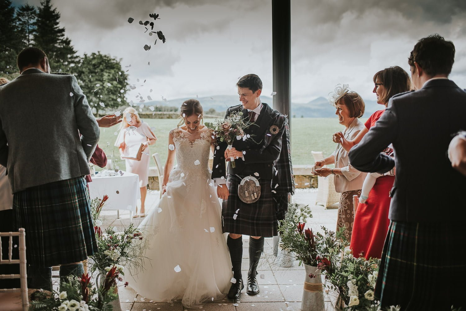 A Beautiful Loch Lomond Wedding at Ardoch 25