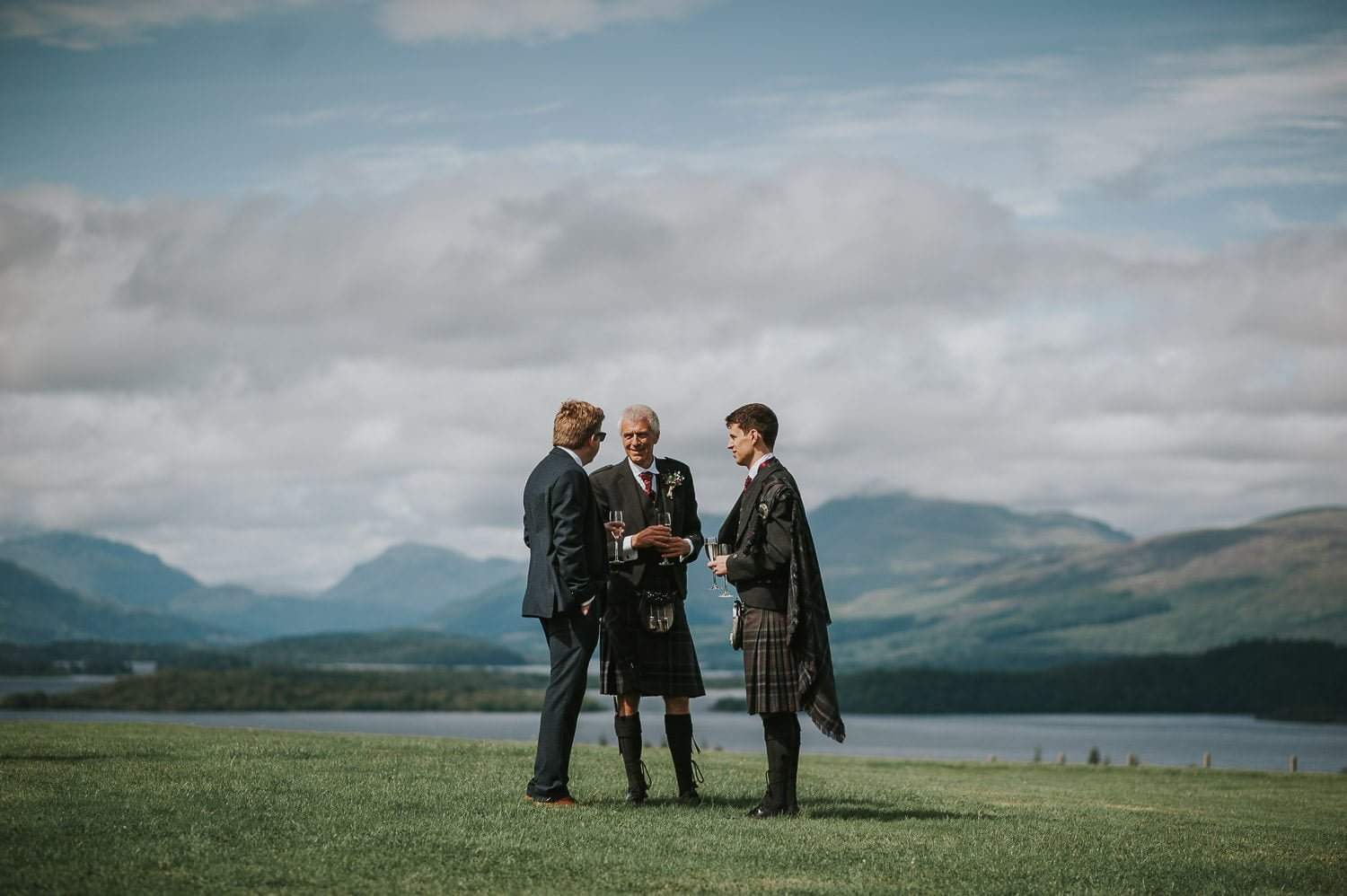 A Beautiful Loch Lomond Wedding at Ardoch 29