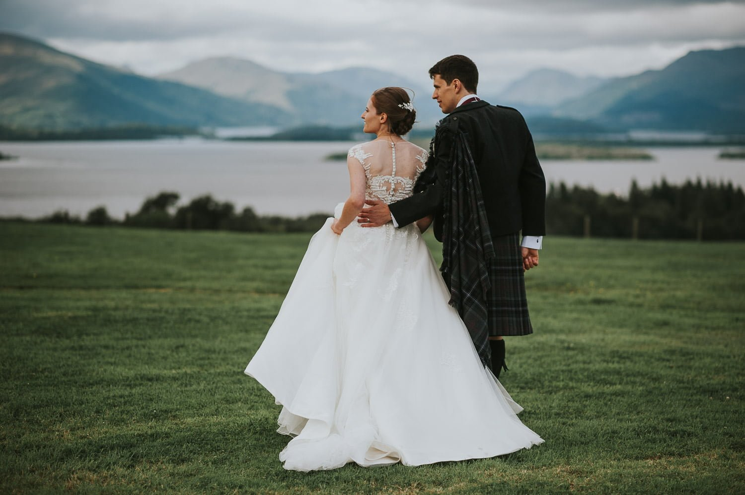 A Beautiful Loch Lomond Wedding at Ardoch 37