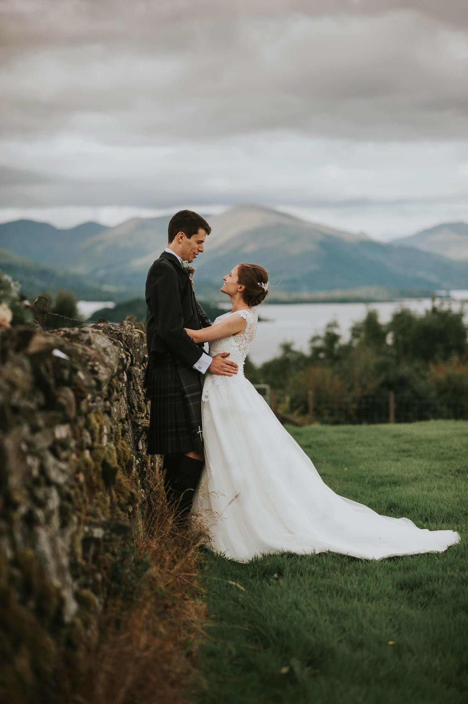 A Beautiful Loch Lomond Wedding at Ardoch 39