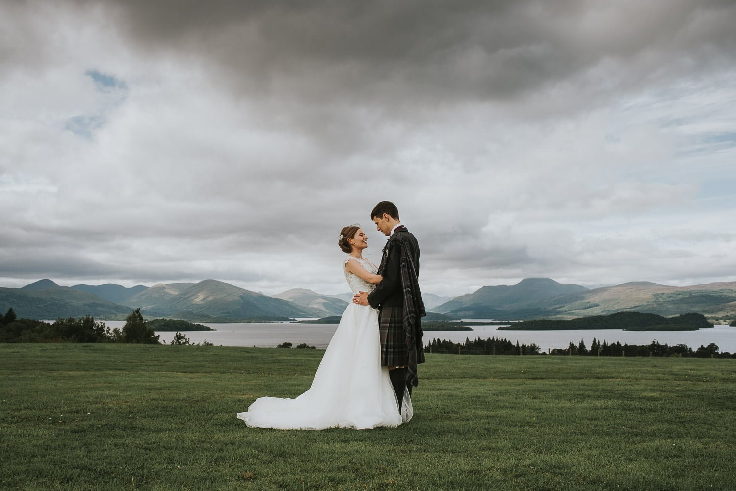 A Beautiful Loch Lomond Wedding at Ardoch 41