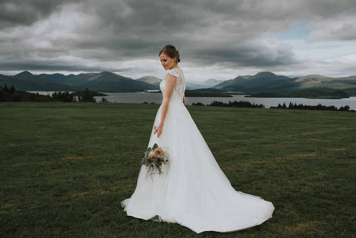A Beautiful Loch Lomond Wedding at Ardoch 40
