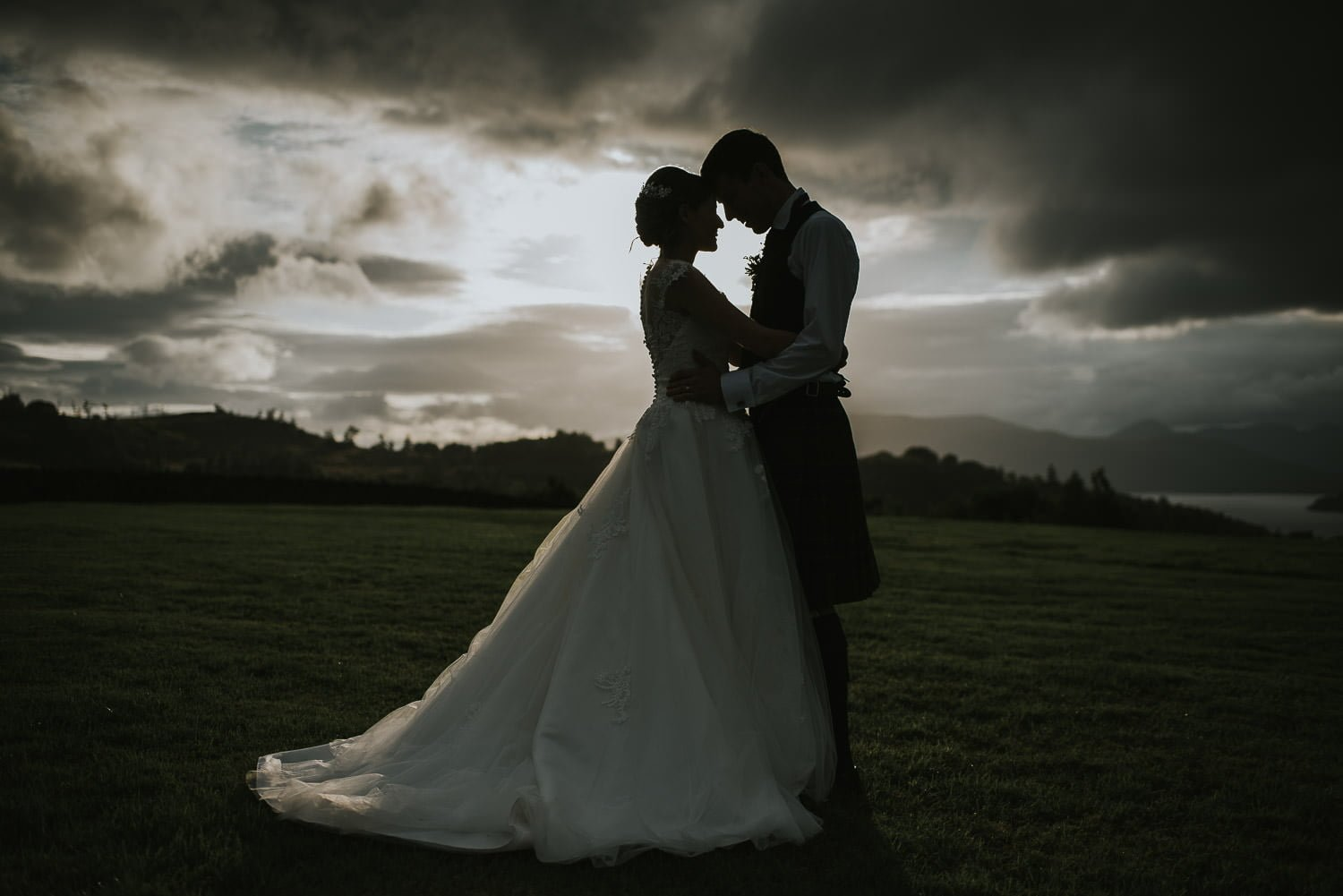 A Beautiful Loch Lomond Wedding at Ardoch 43