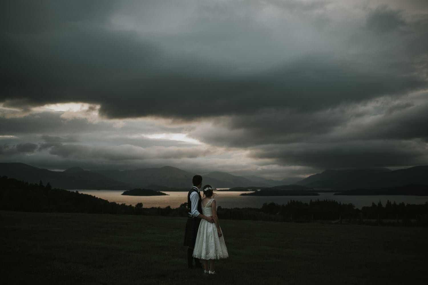 A Beautiful Loch Lomond Wedding at Ardoch 61