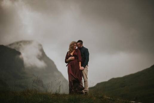 Gorgeous Pre-Wedding Shoot in Glencoe 8