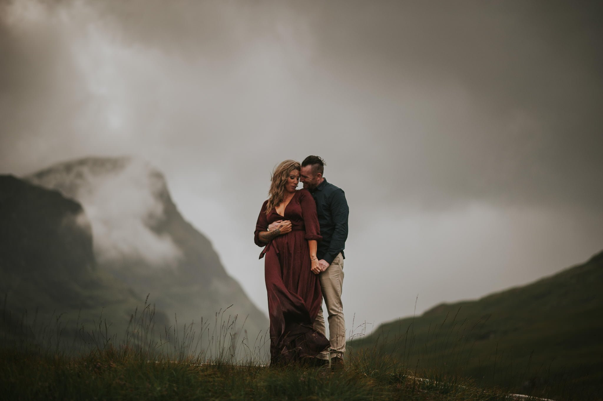 Pre-Wedding Shoot in Glencoe