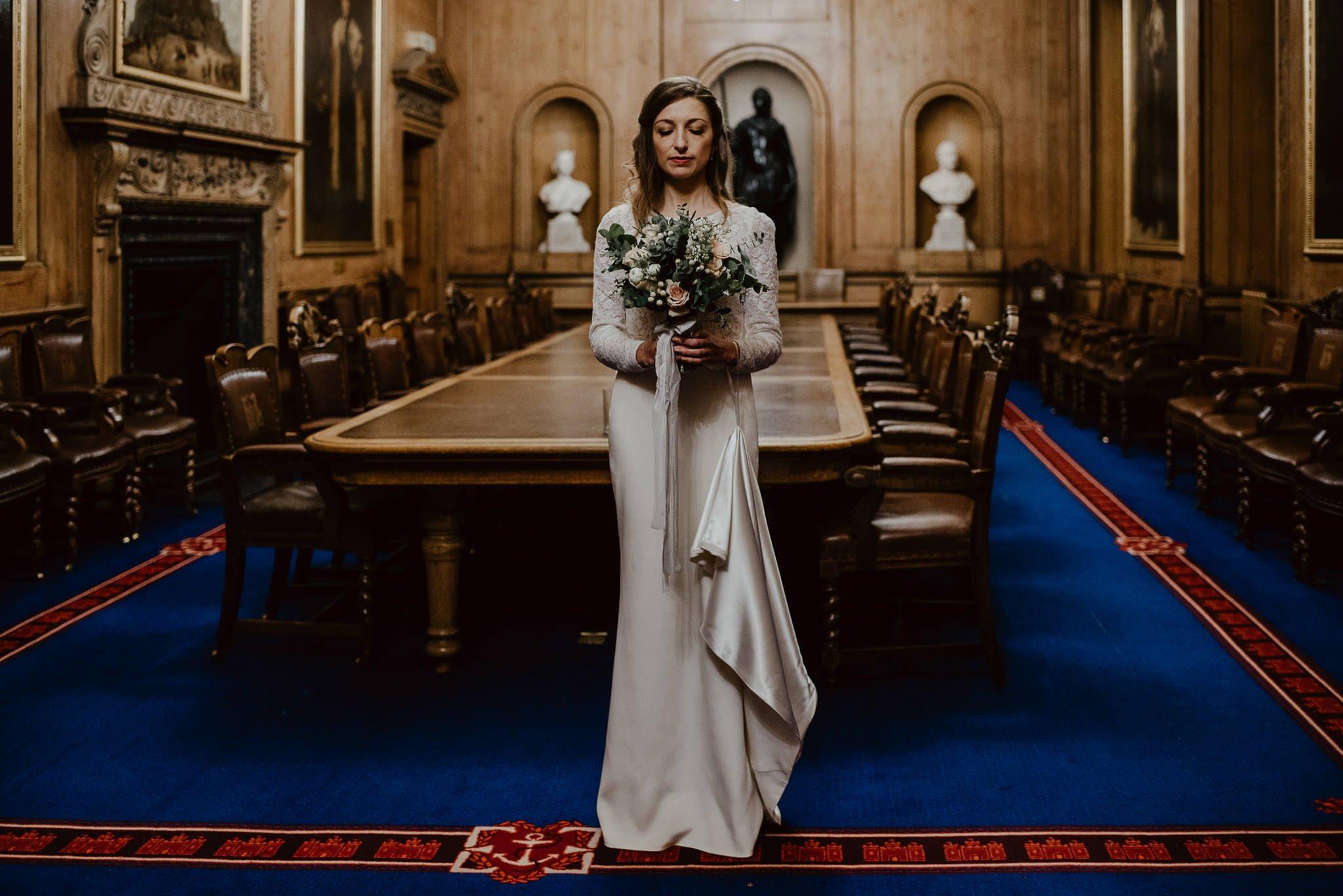 A Charming Edinburgh City Chambers Wedding 10