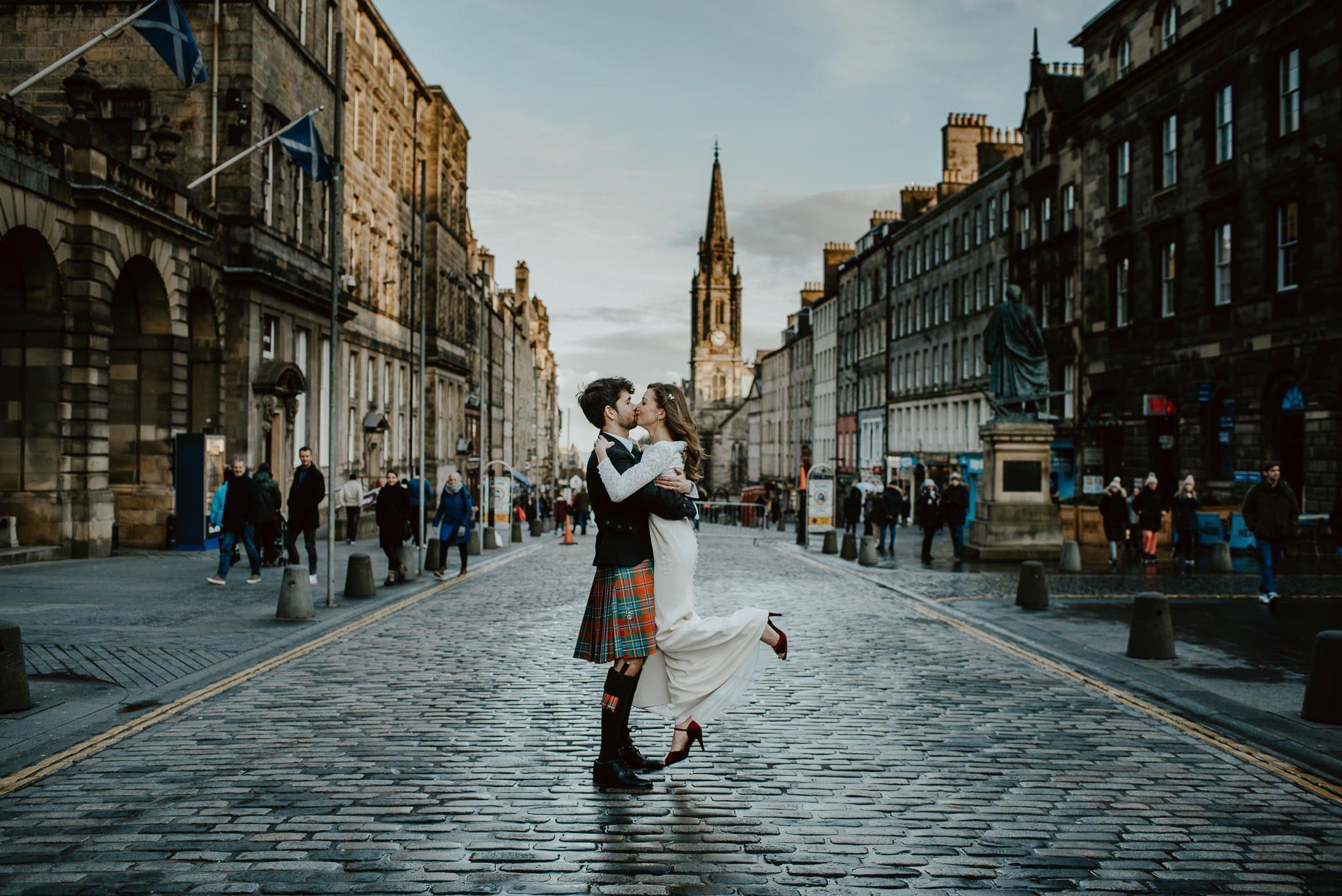 A Charming Edinburgh City Chambers Wedding 25