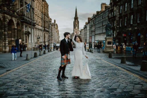 A Charming Edinburgh City Chambers Wedding 6