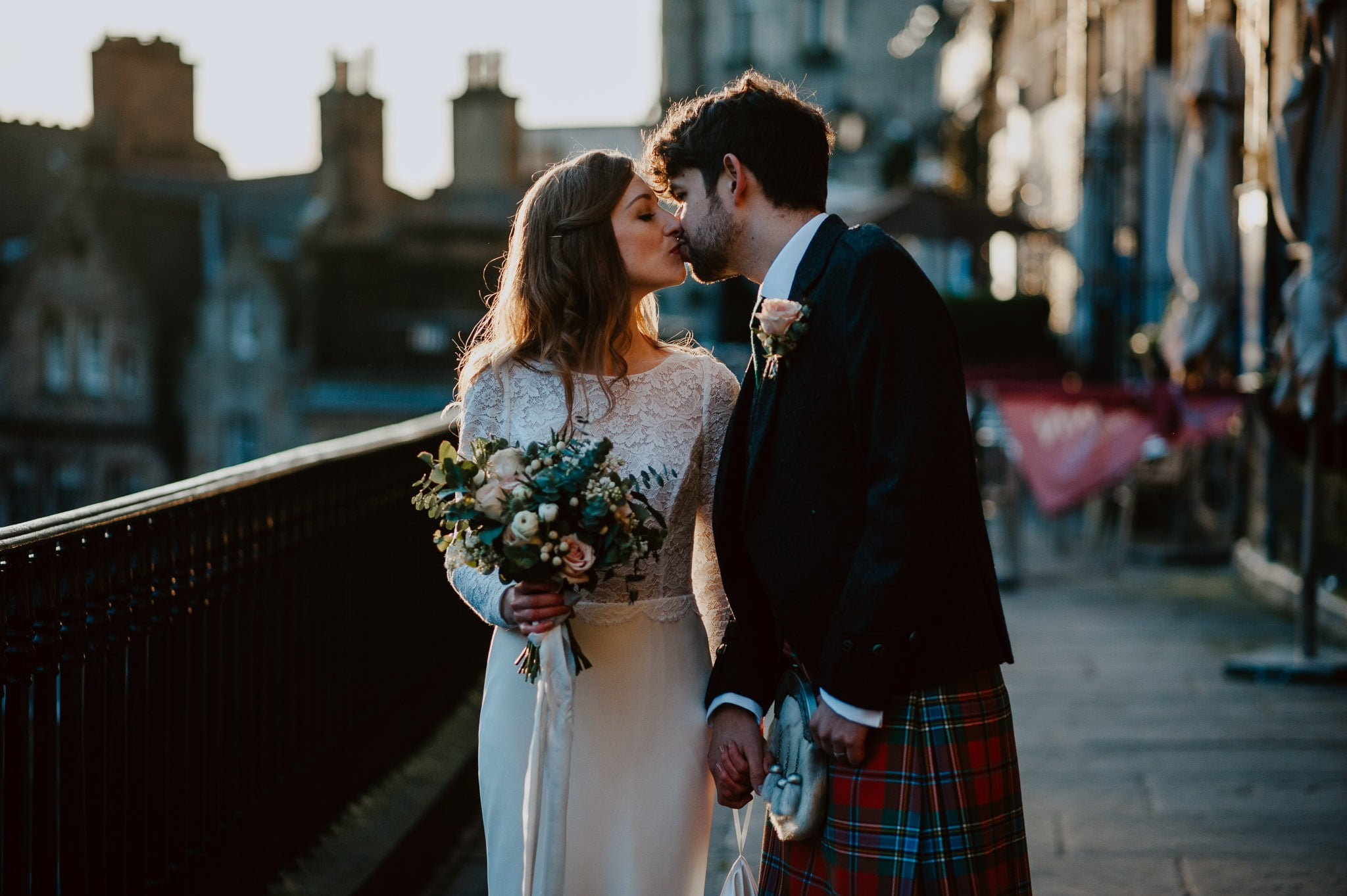A Charming Edinburgh City Chambers Wedding 30