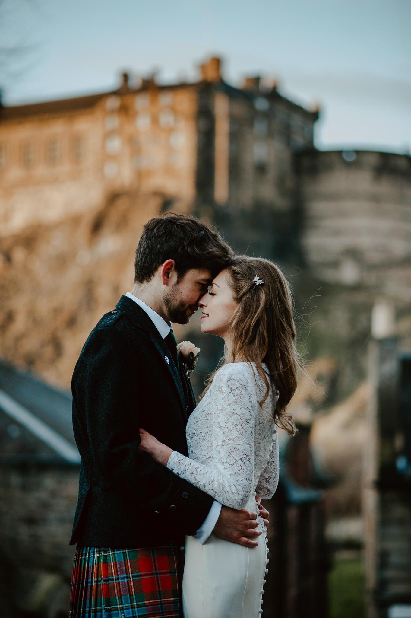 A Charming Edinburgh City Chambers Wedding 32