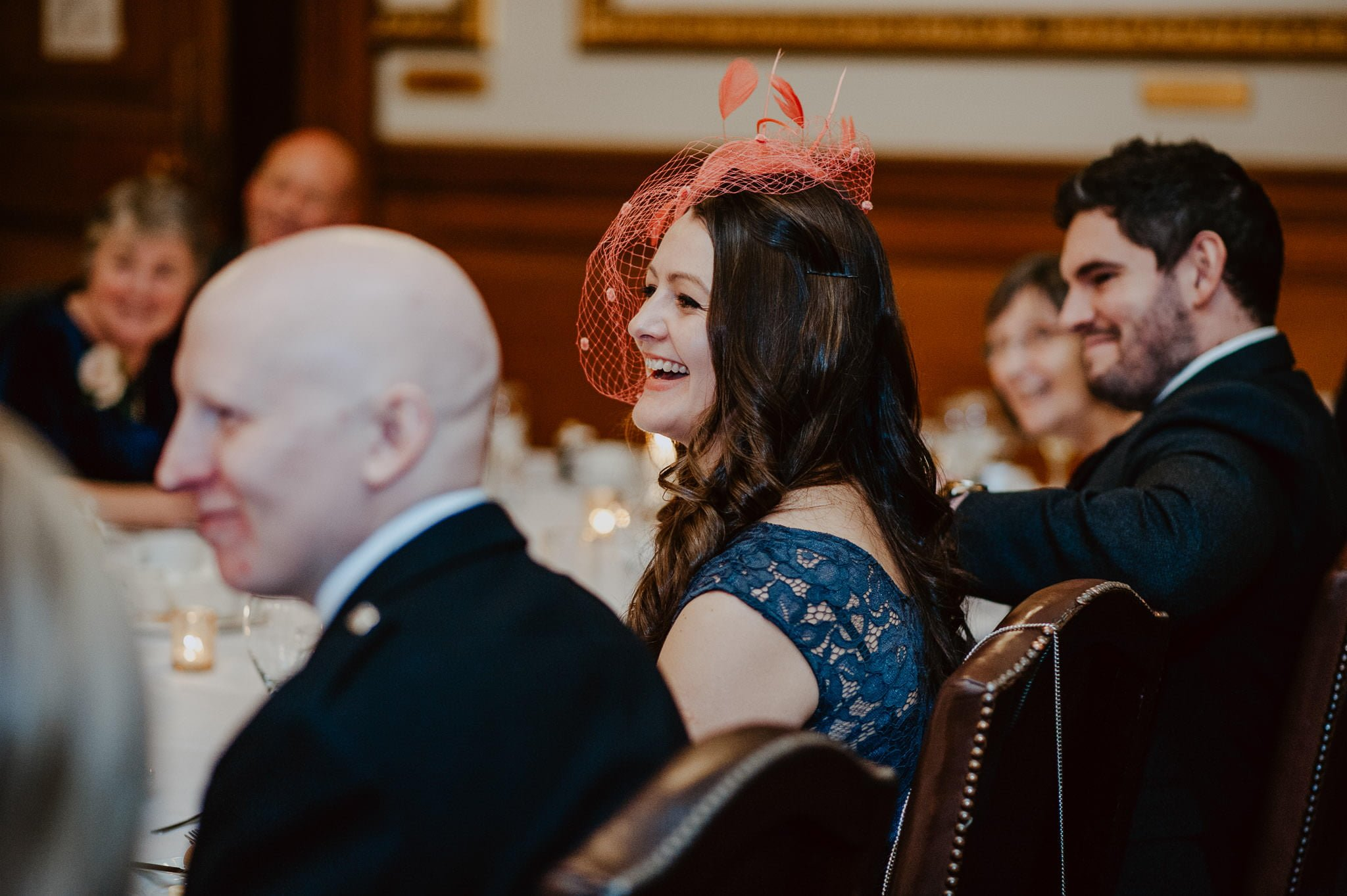 A Charming Edinburgh City Chambers Wedding 34