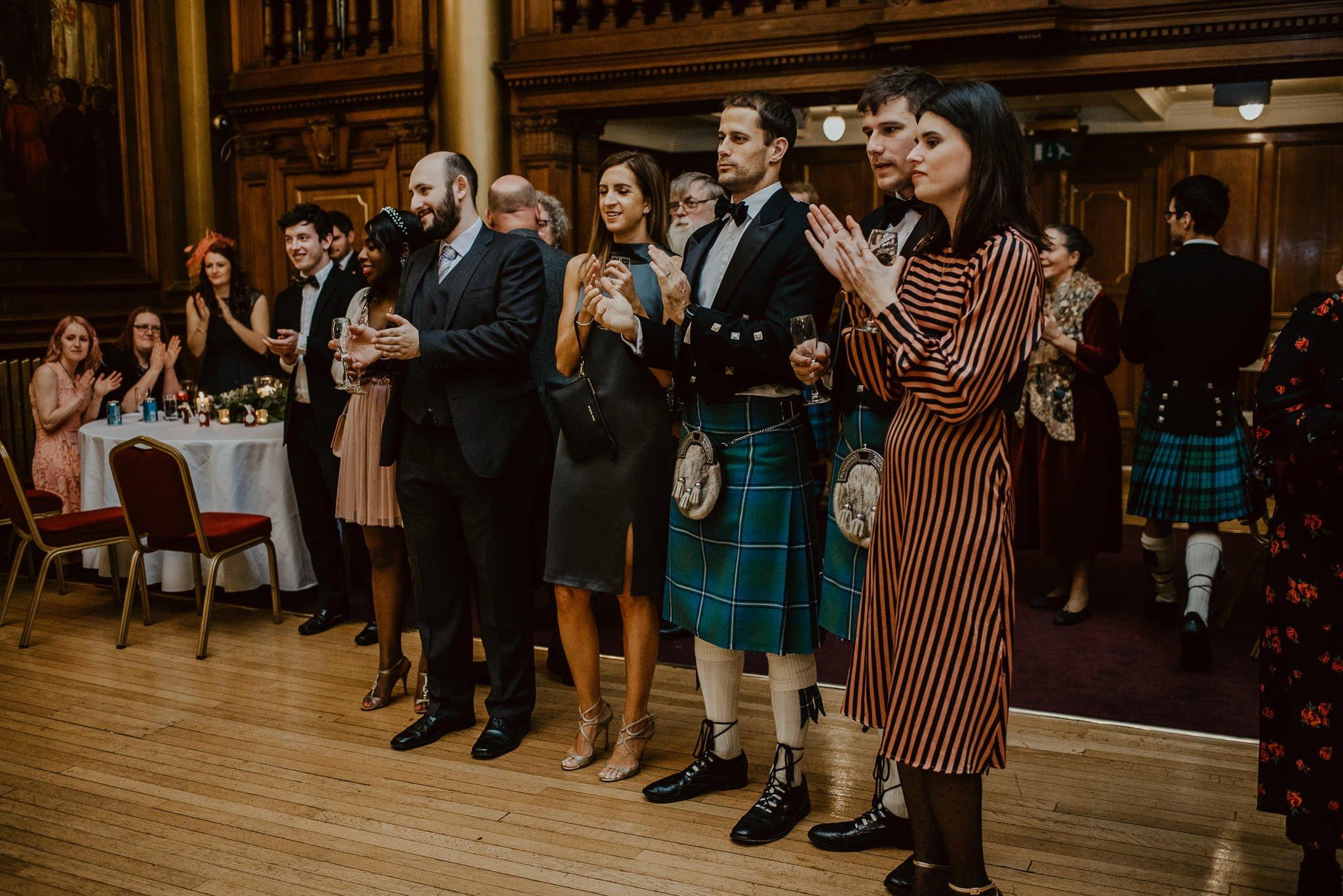 A Charming Edinburgh City Chambers Wedding 45