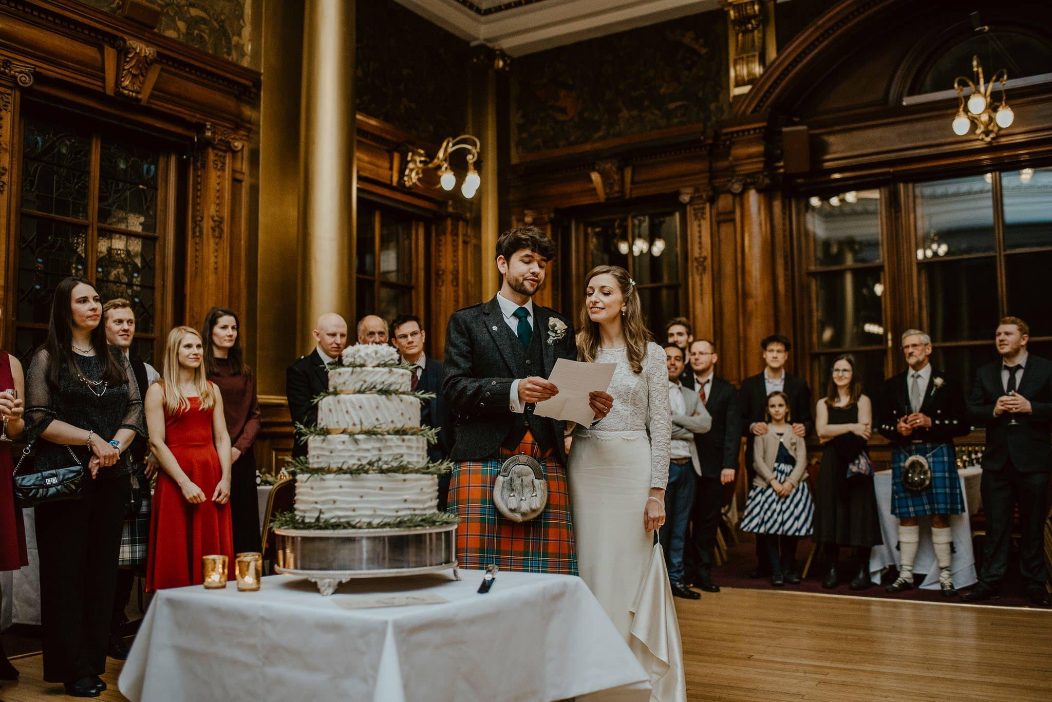 A Charming Edinburgh City Chambers Wedding 46