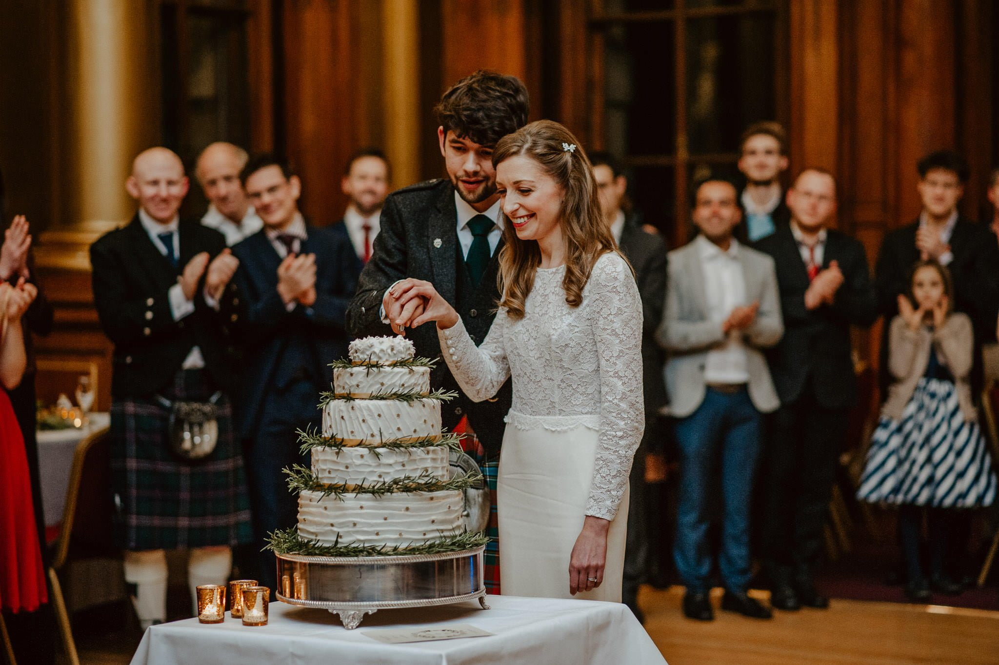 A Charming Edinburgh City Chambers Wedding 48