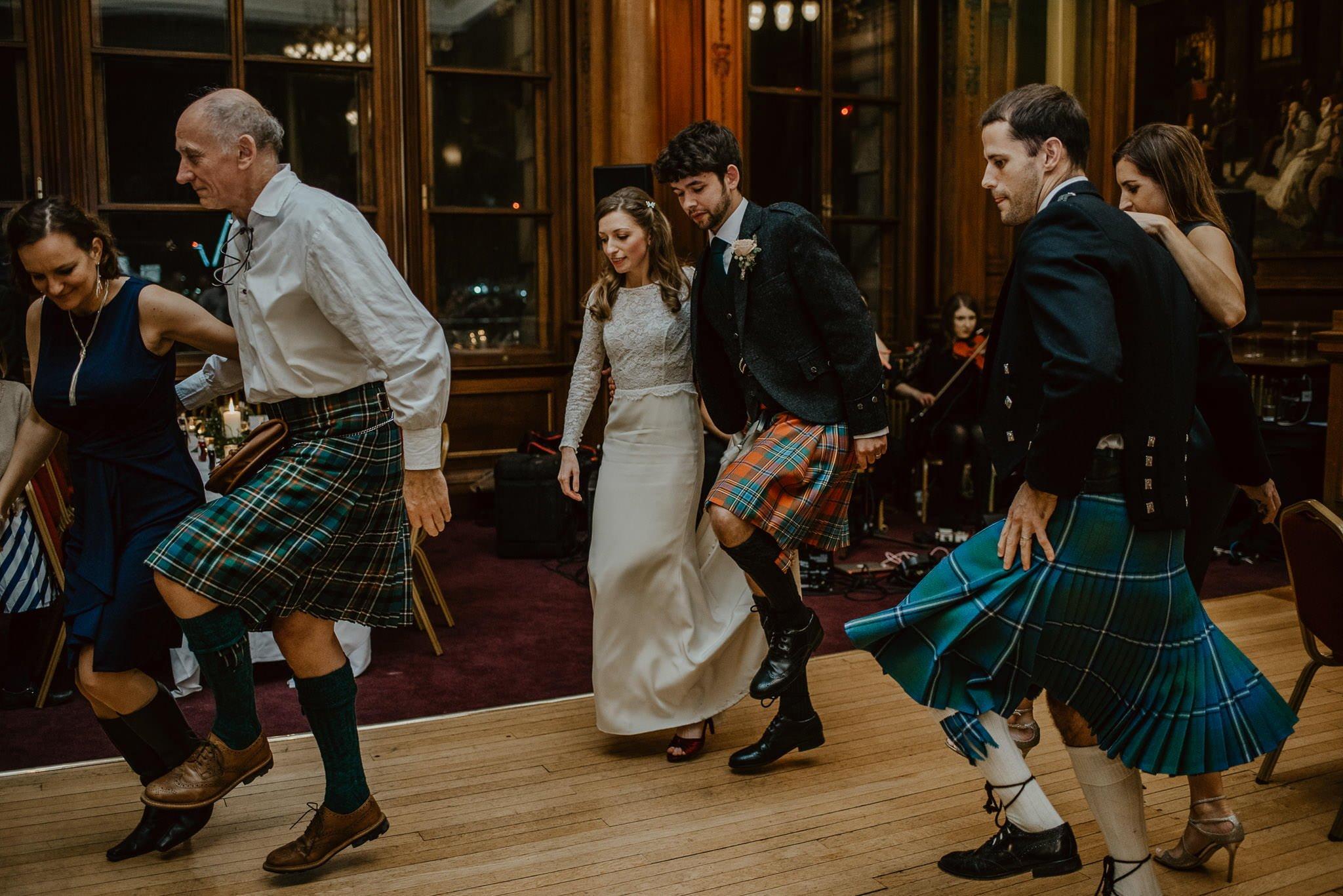 A Charming Edinburgh City Chambers Wedding 54