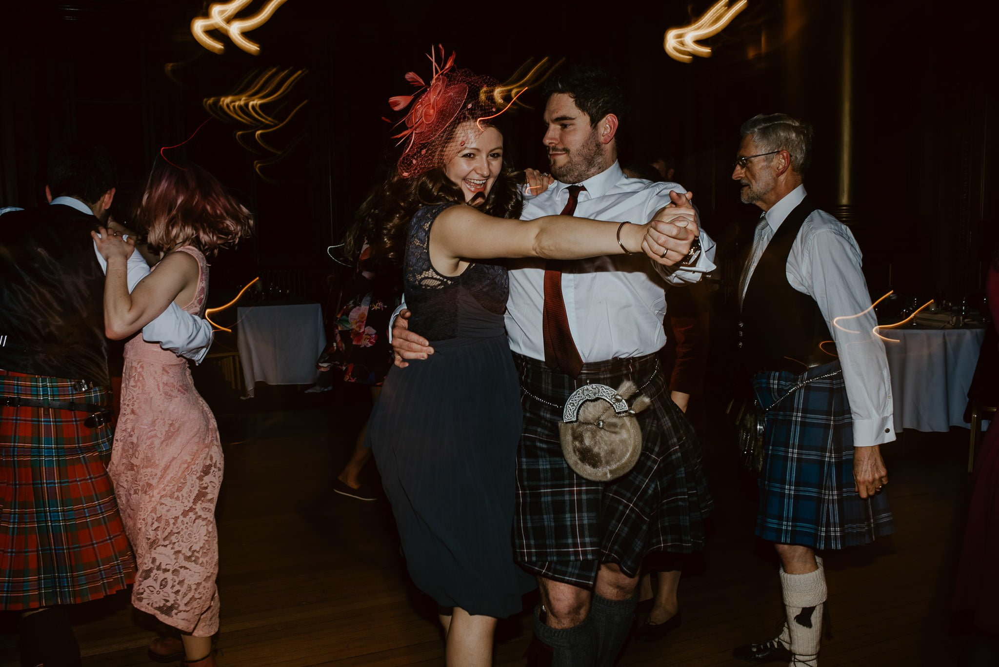 A Charming Edinburgh City Chambers Wedding 60