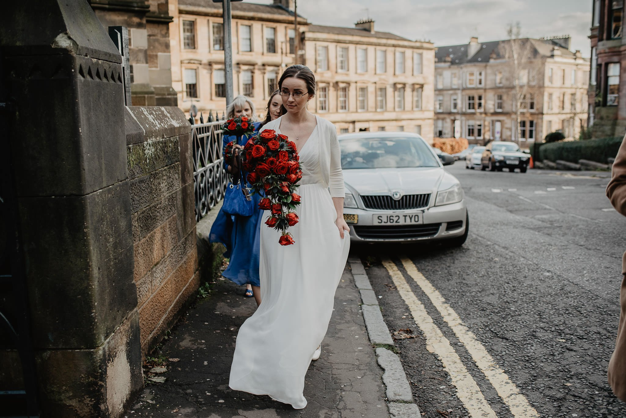 A Lovely Small Cottiers Wedding 9