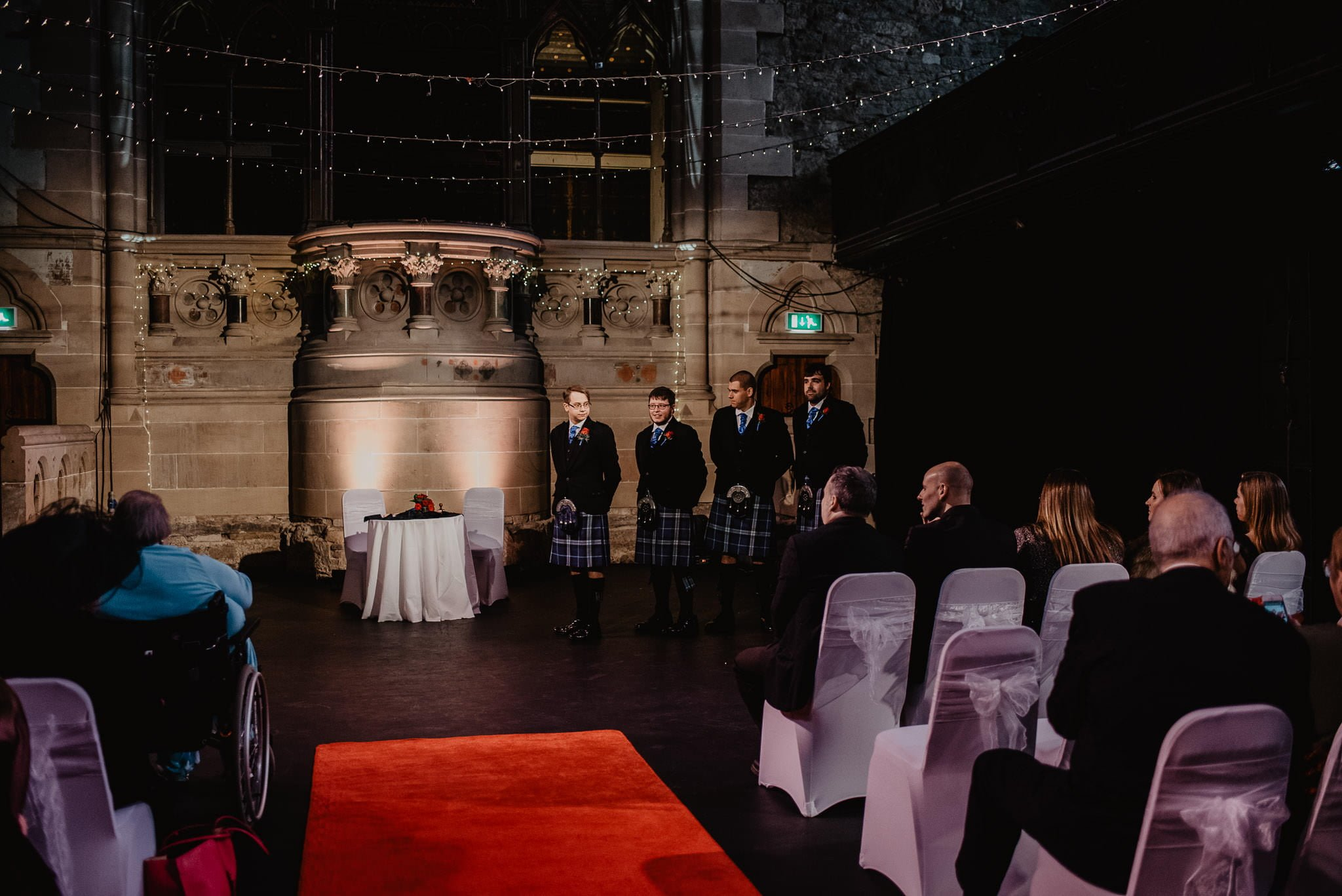 A Lovely Small Cottiers Wedding 8