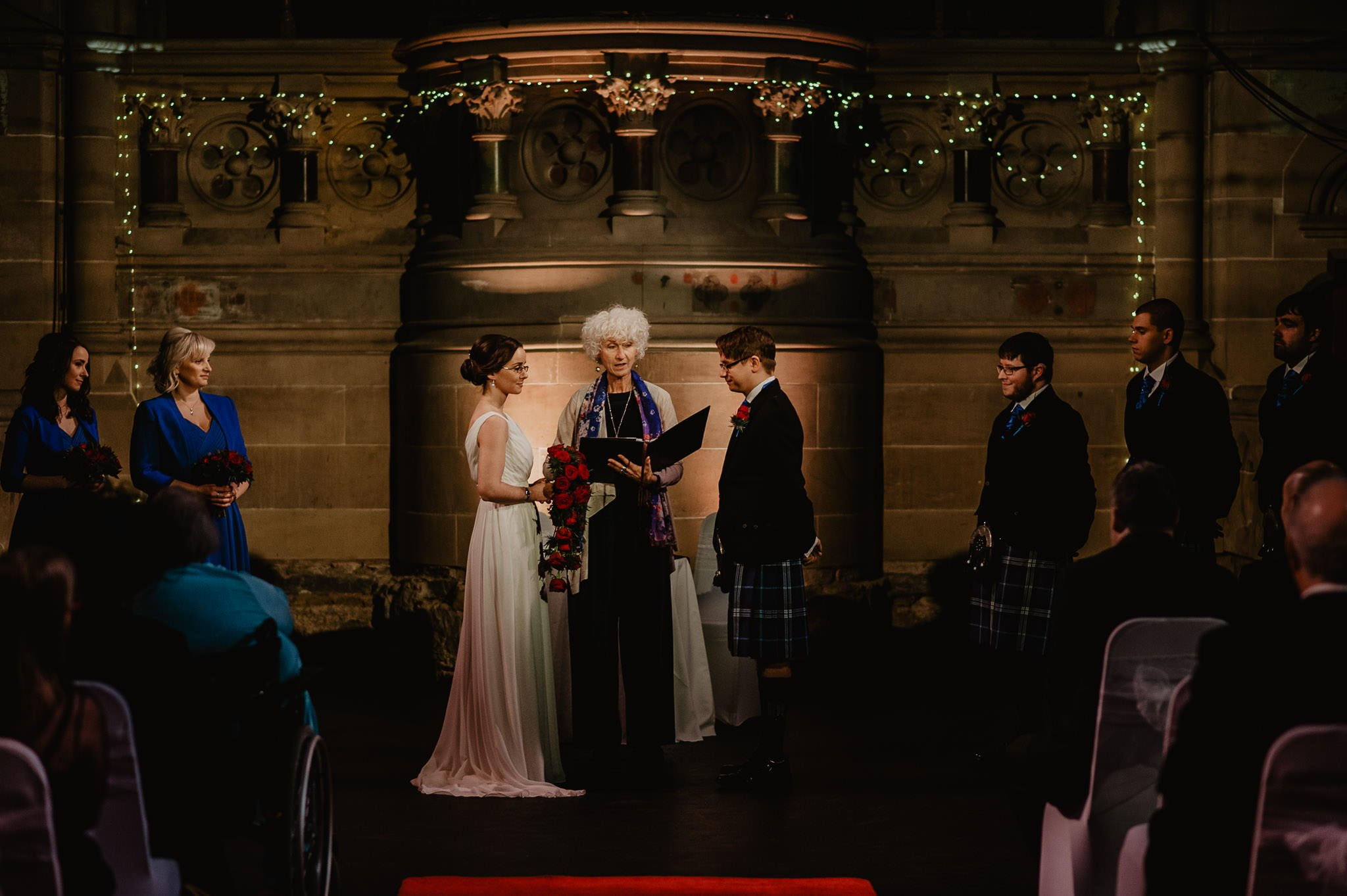 A Lovely Small Cottiers Wedding 17