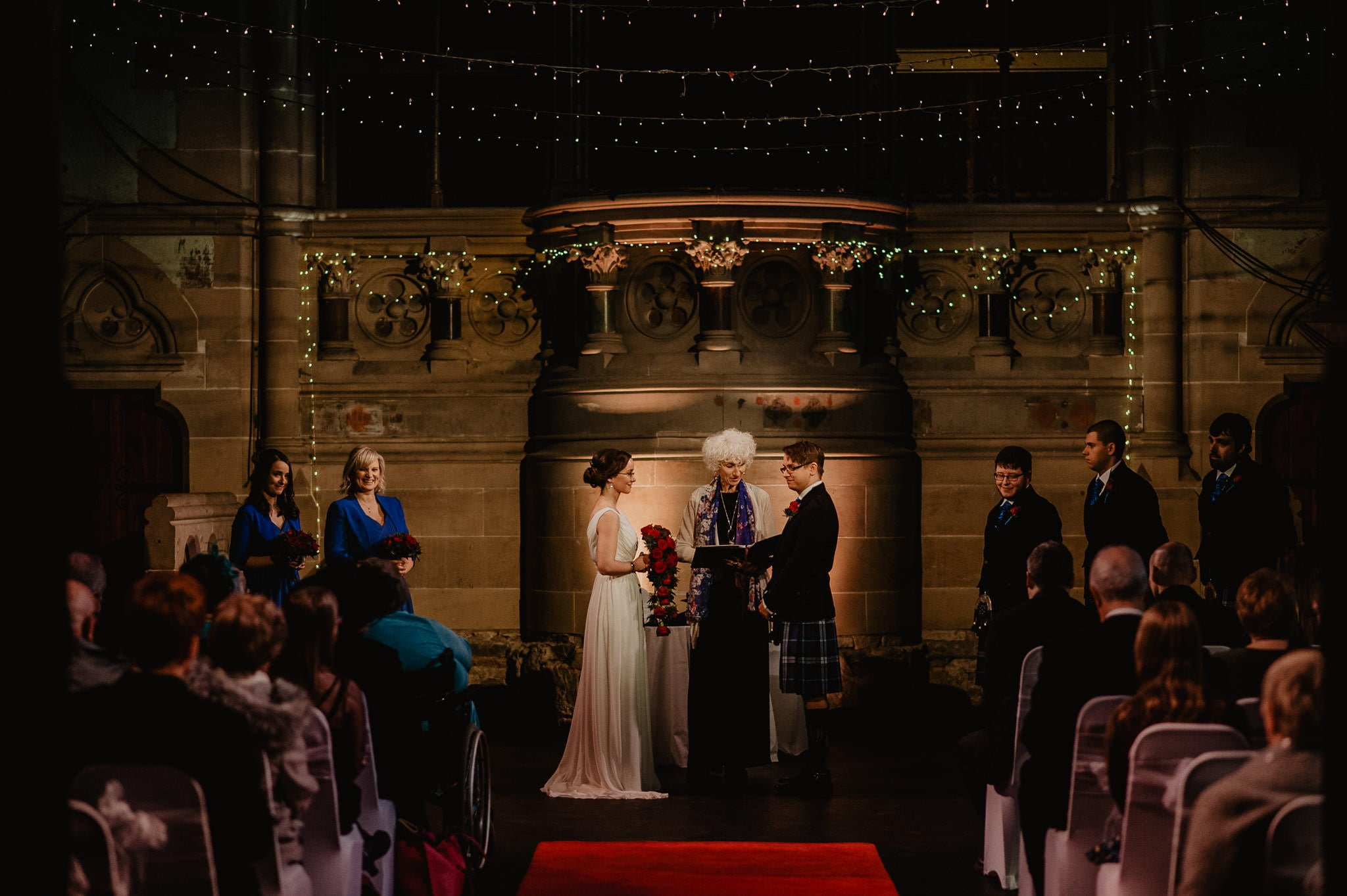 A Lovely Small Cottiers Wedding 20