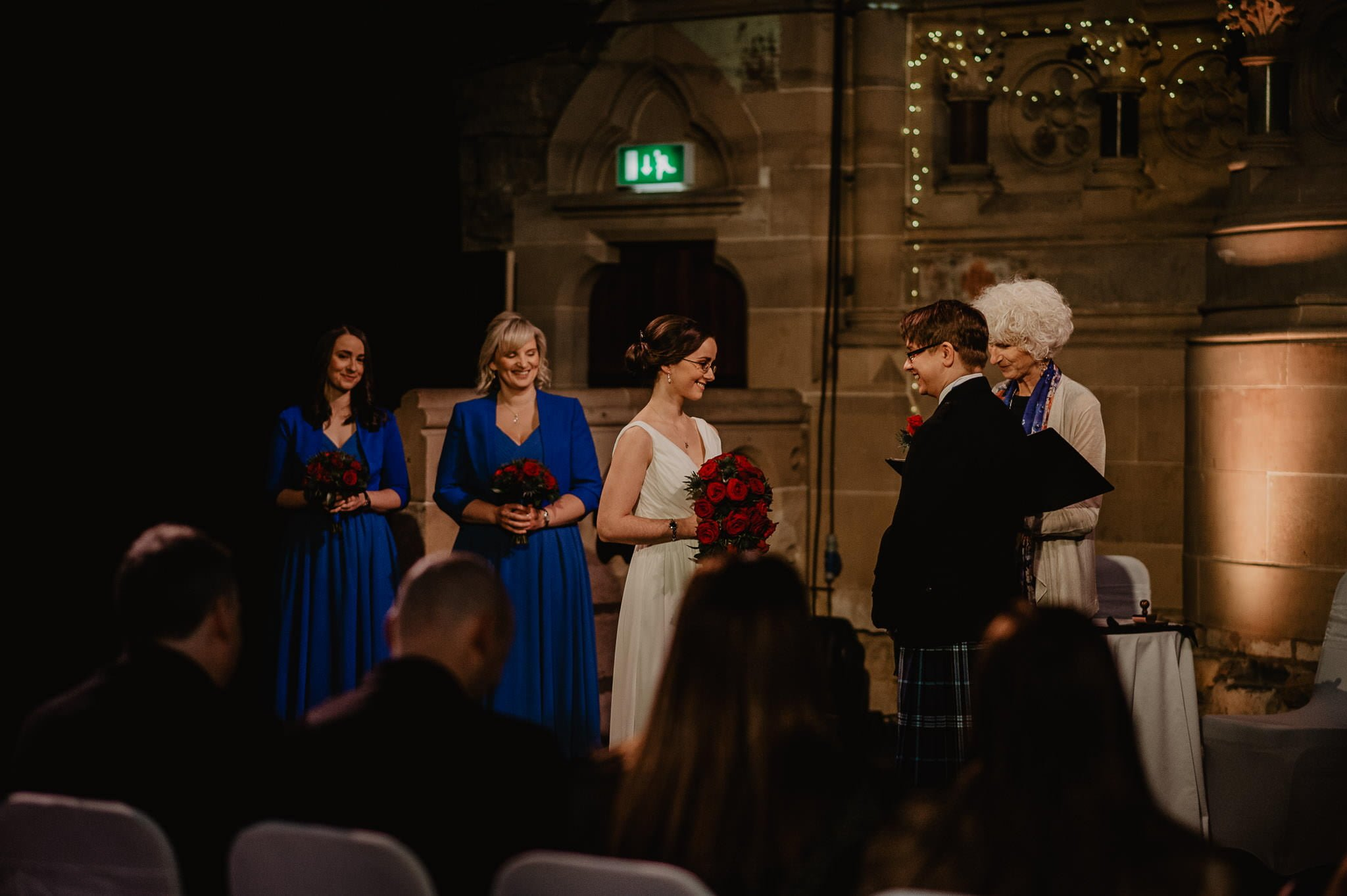 A Lovely Small Cottiers Wedding 19