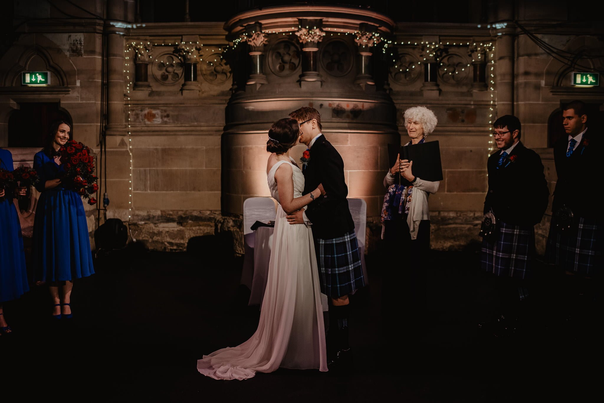 A Lovely Small Cottiers Wedding 28