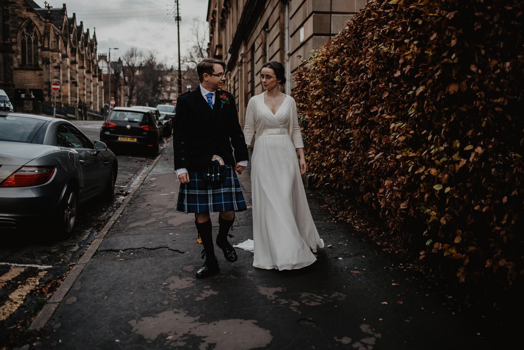 A Lovely Small Cottiers Wedding 38