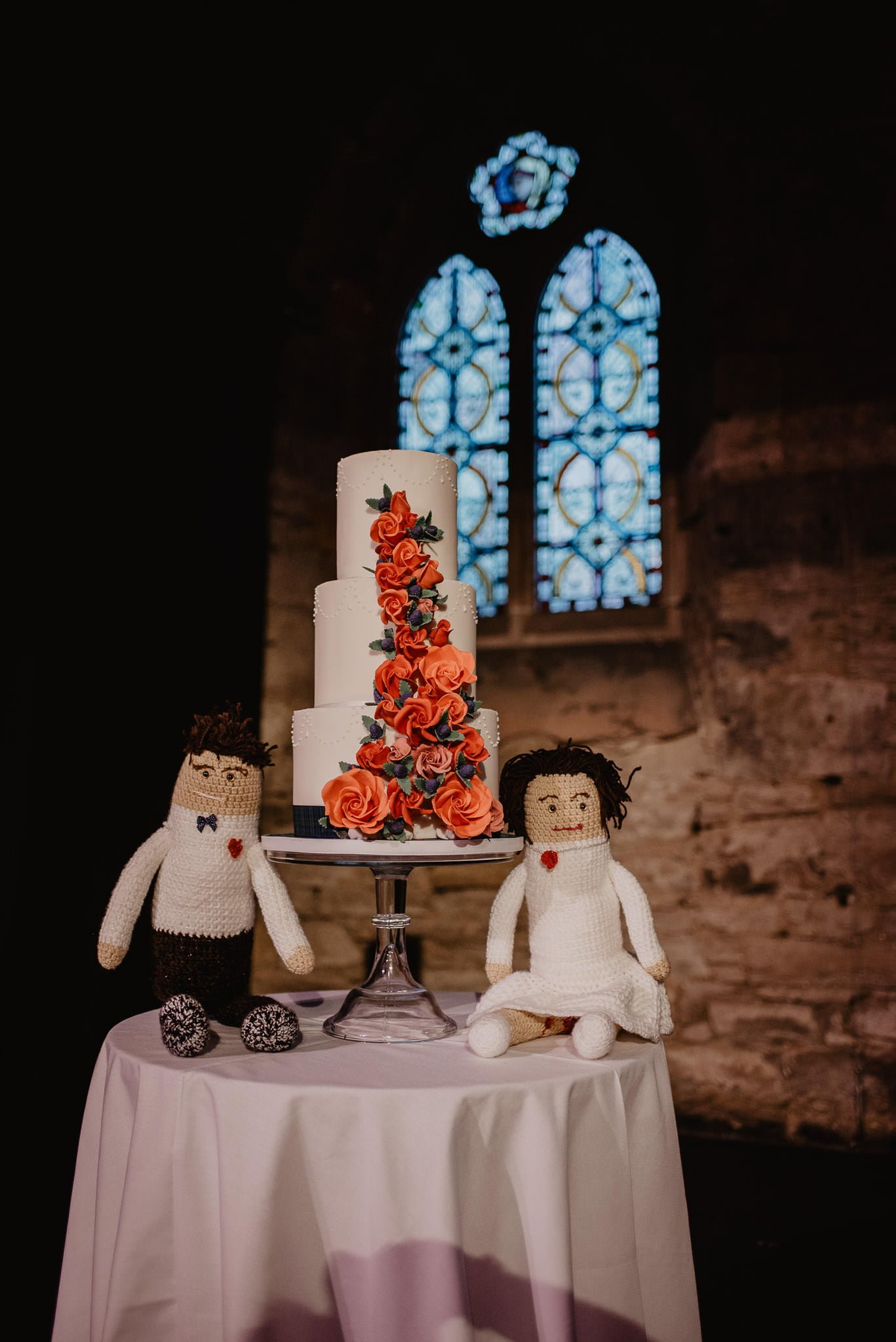 A Lovely Small Cottiers Wedding 66
