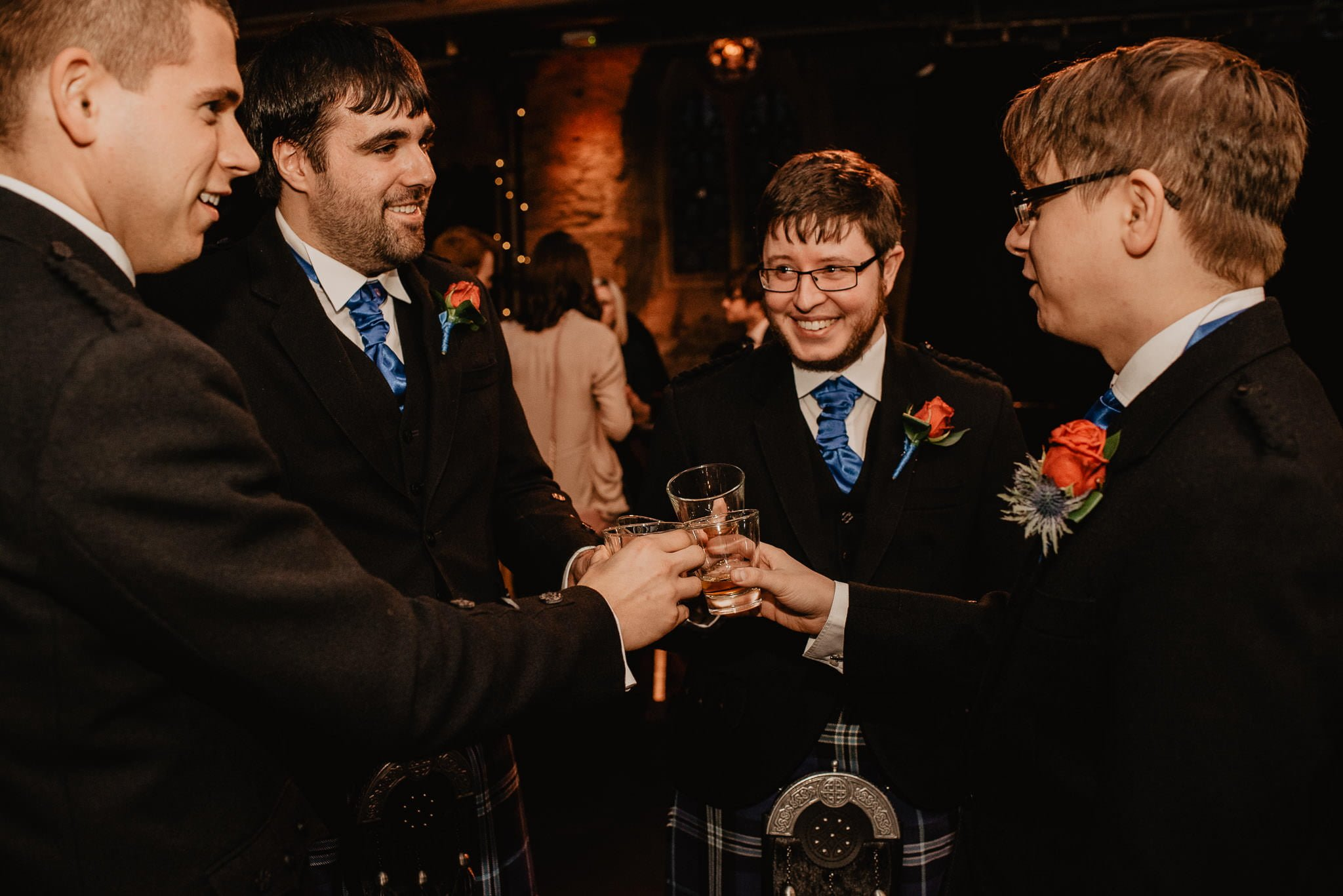 A Lovely Small Cottiers Wedding 50