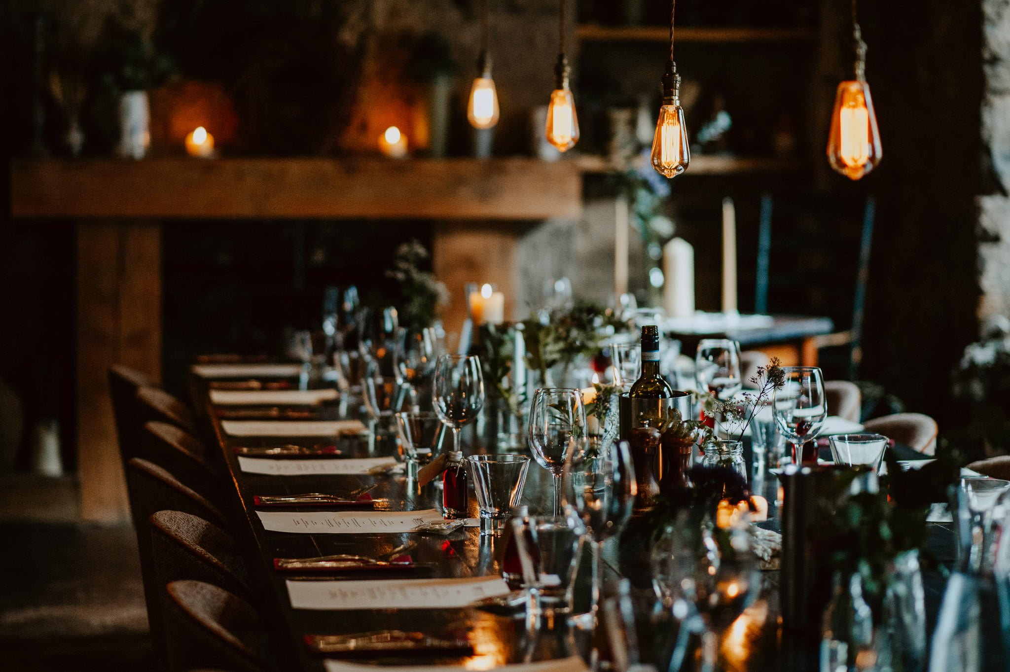 A Dreamy Pre-Raphaelite Wedding at the Bothy in Glasgow 1