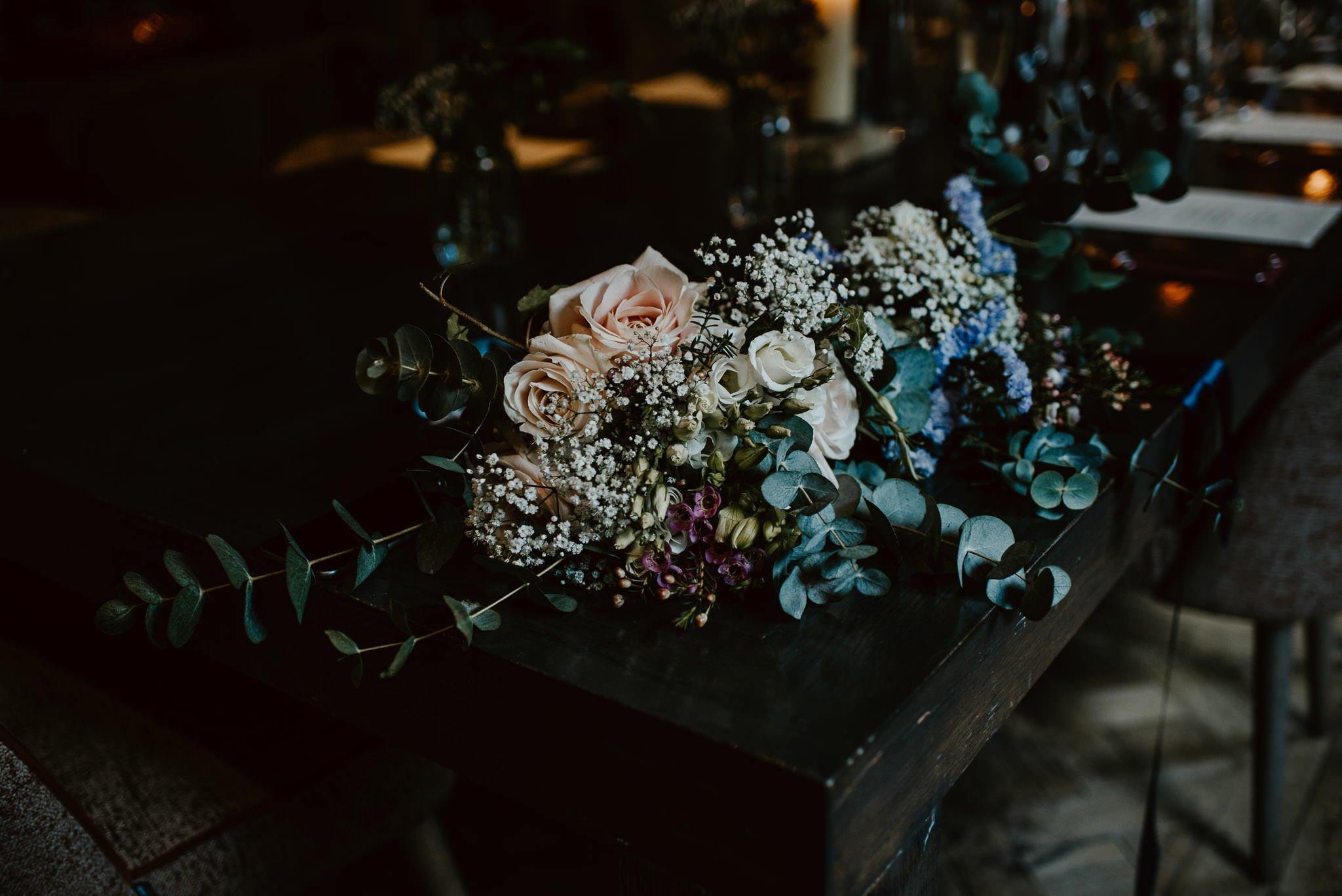 A Dreamy Pre-Raphaelite Wedding at the Bothy in Glasgow 3