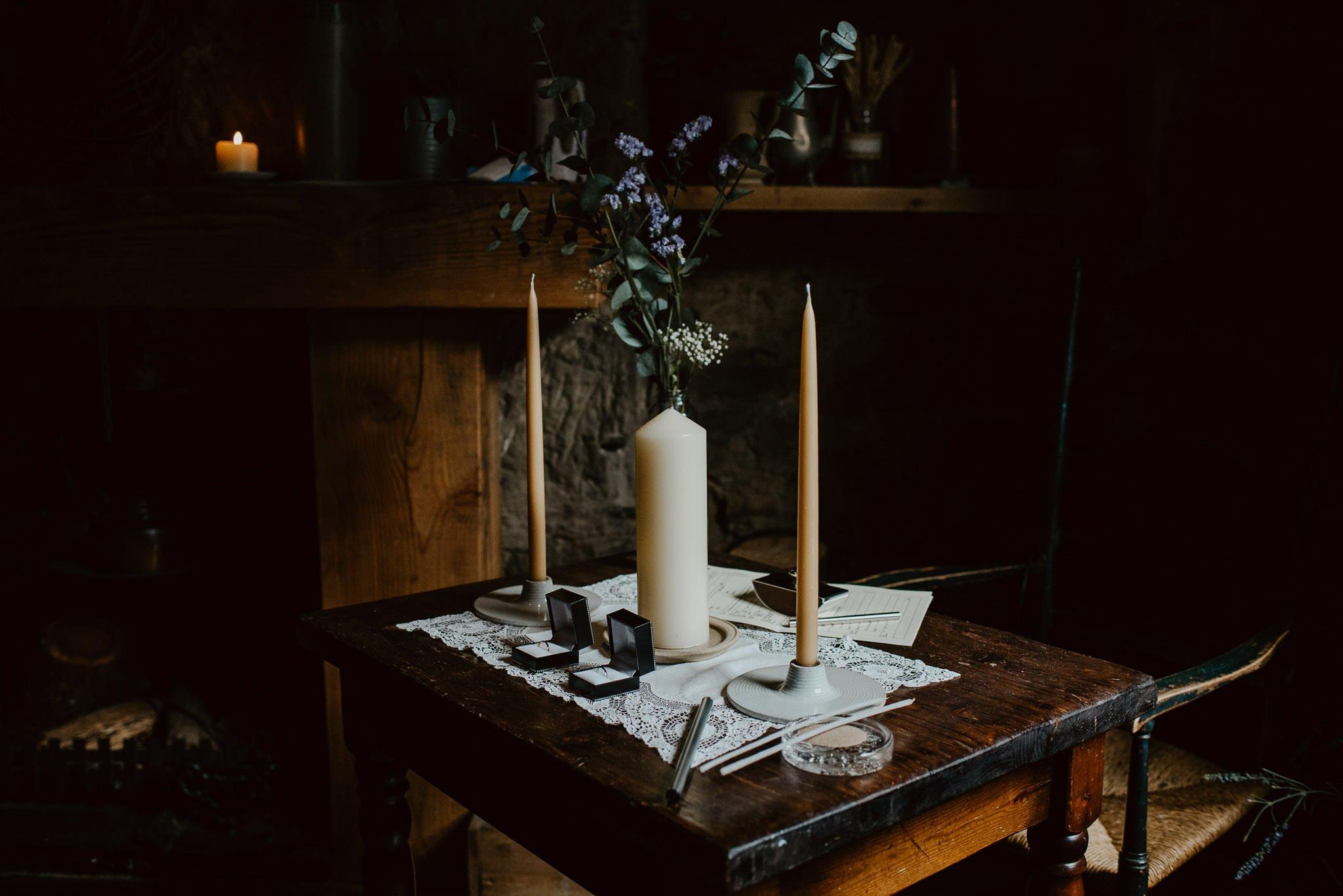 A Dreamy Pre-Raphaelite Wedding at the Bothy in Glasgow 4