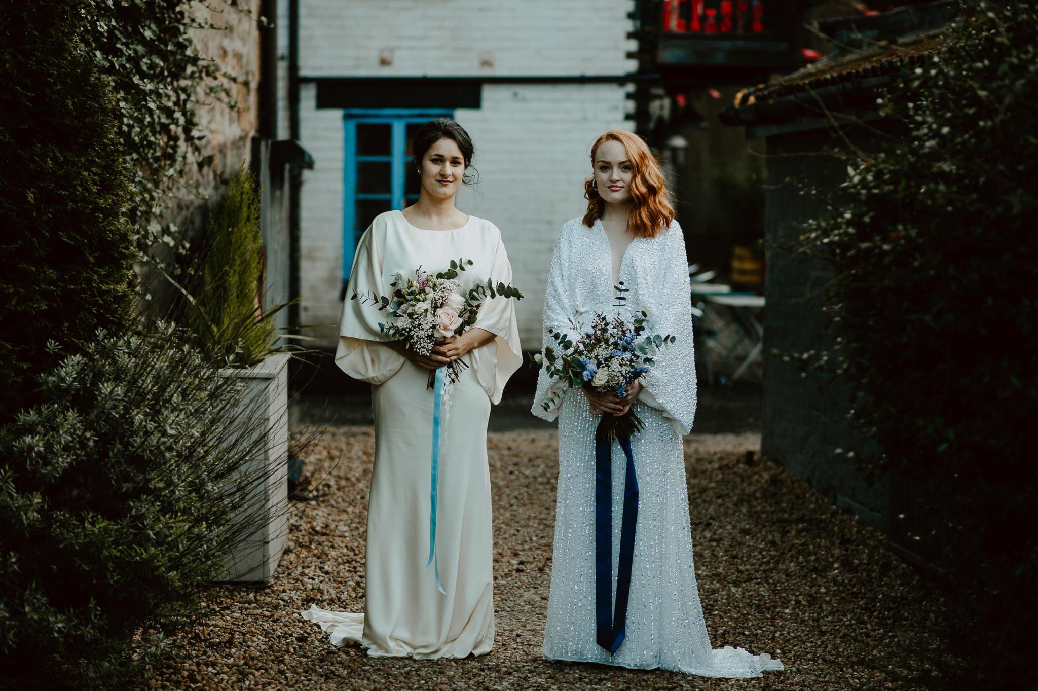A Dreamy Pre-Raphaelite Wedding at the Bothy in Glasgow 16