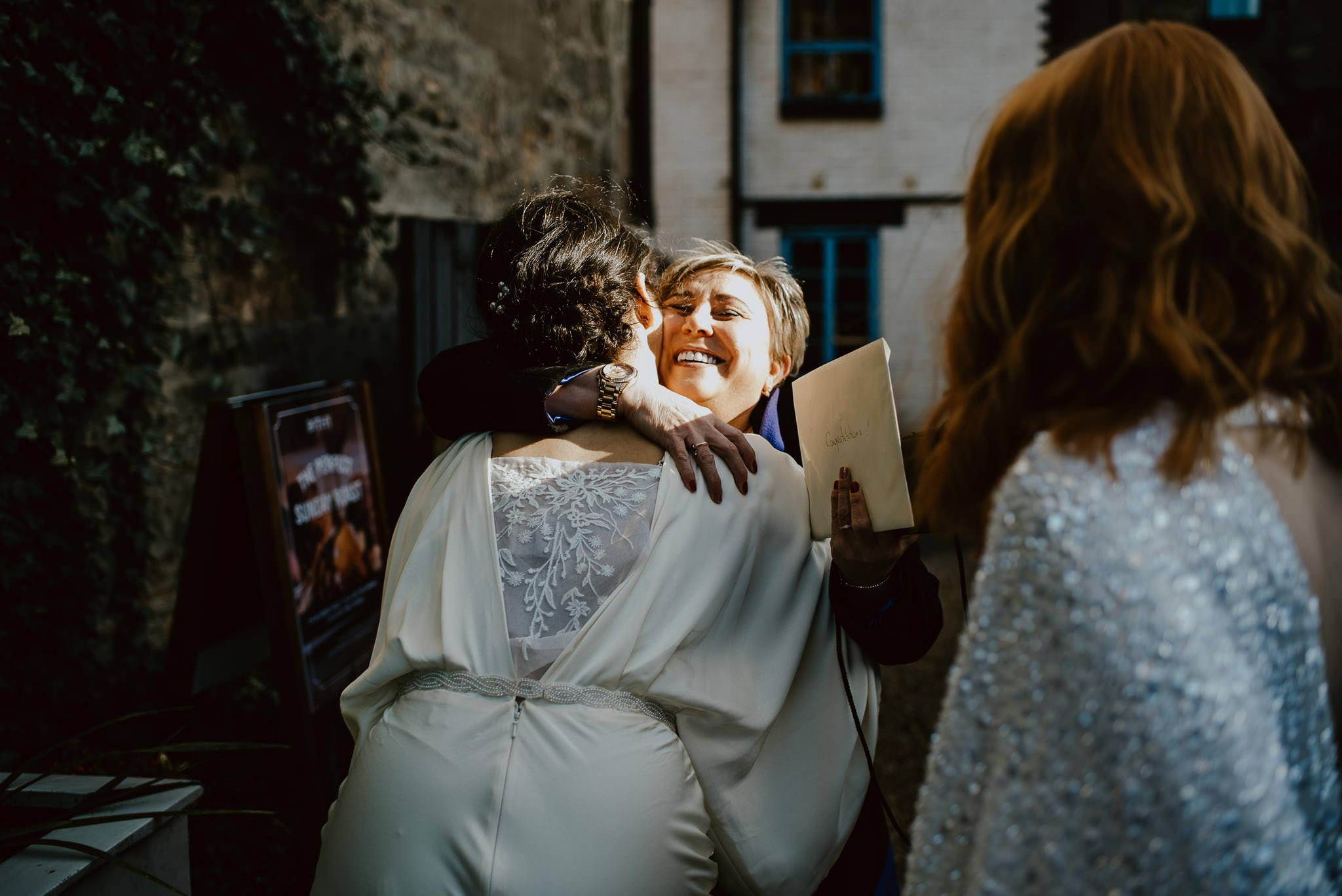 A Dreamy Pre-Raphaelite Wedding at the Bothy in Glasgow 18
