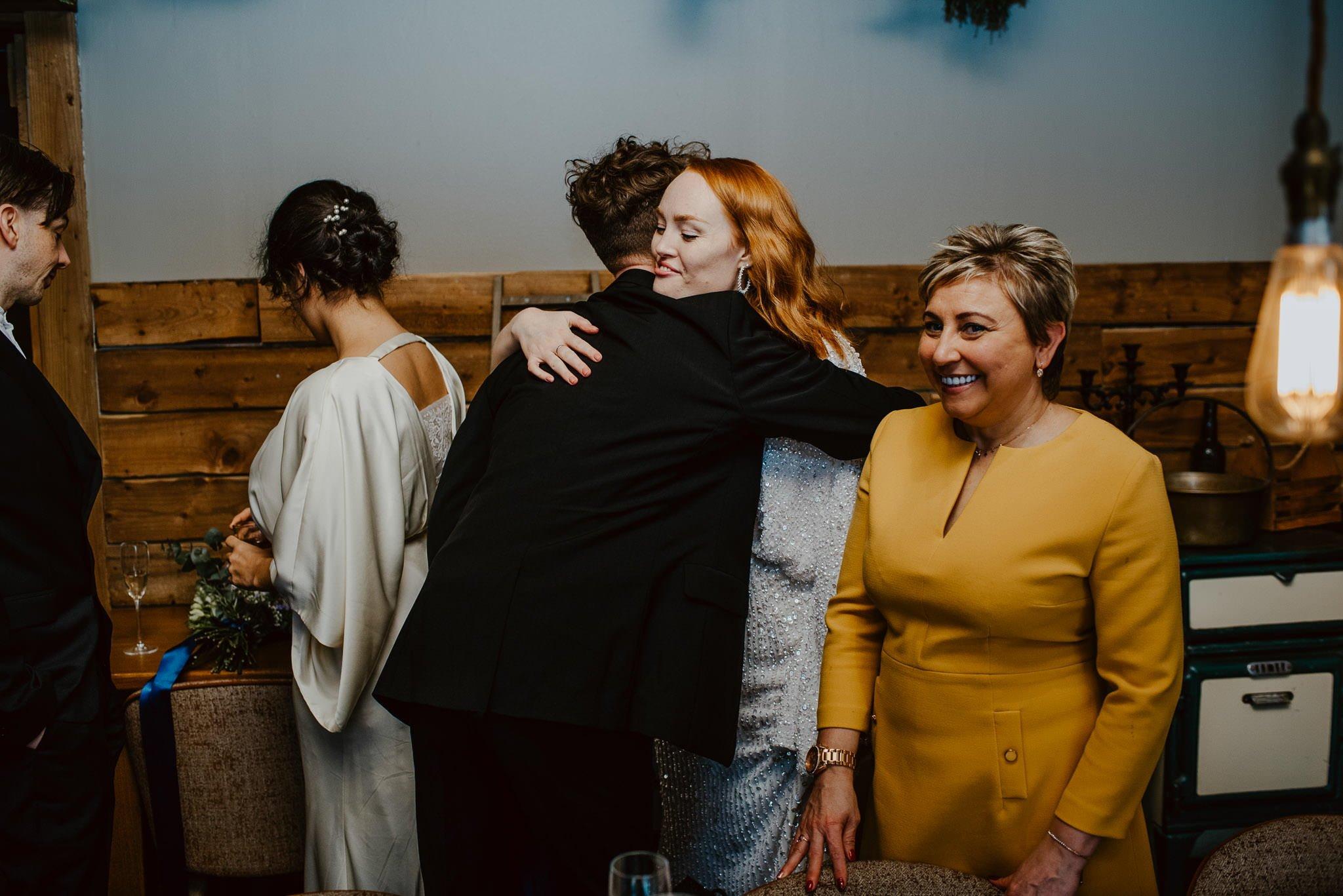 A Dreamy Pre-Raphaelite Wedding at the Bothy in Glasgow 19