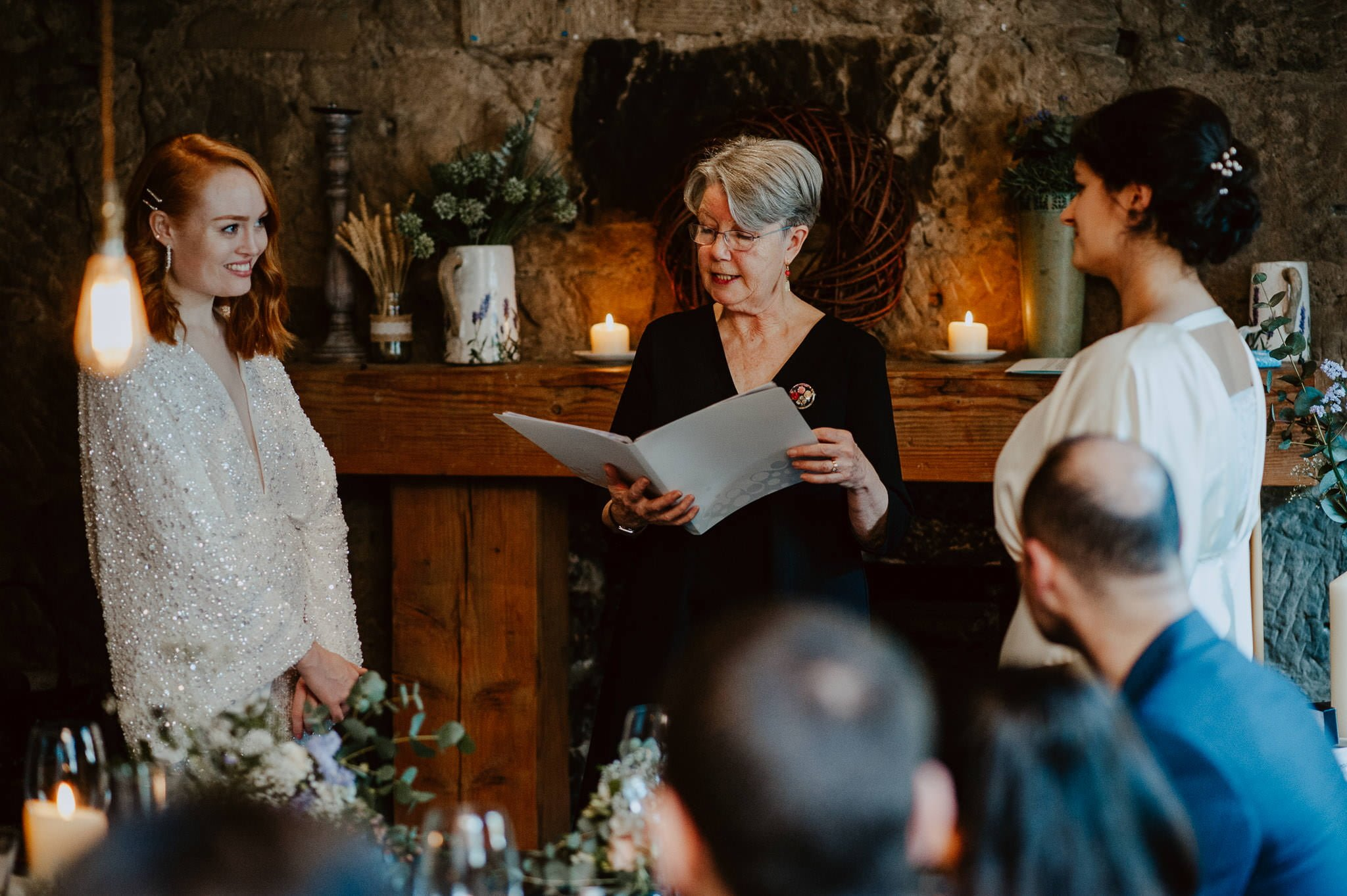 A Dreamy Pre-Raphaelite Wedding at the Bothy in Glasgow 21