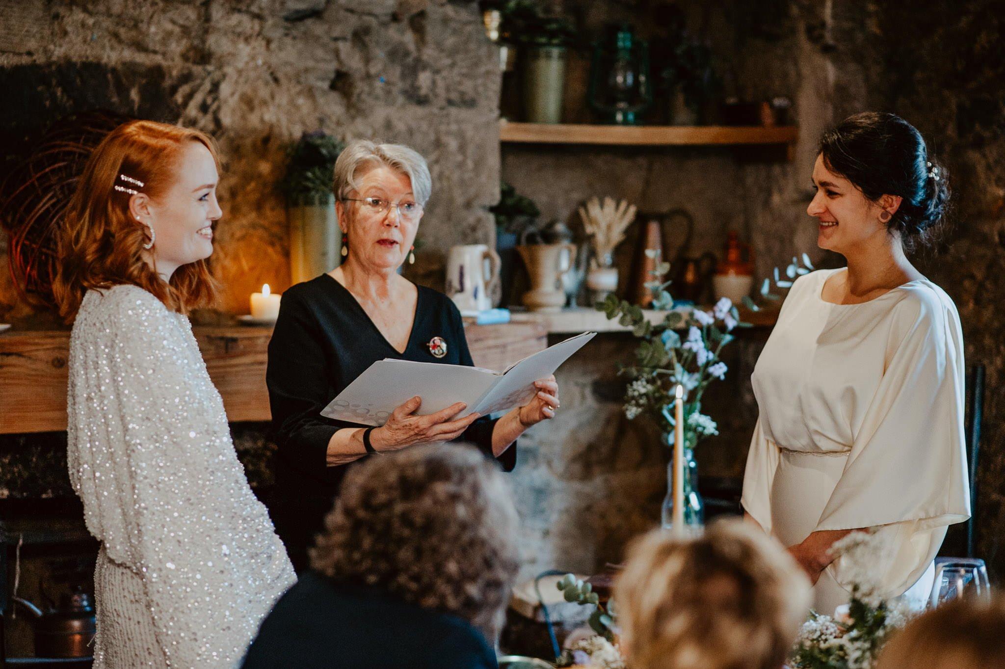 A Dreamy Pre-Raphaelite Wedding at the Bothy in Glasgow 27