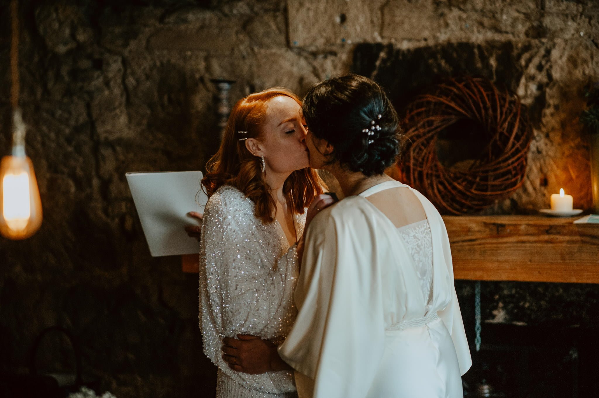 A Dreamy Pre-Raphaelite Wedding at the Bothy in Glasgow 29